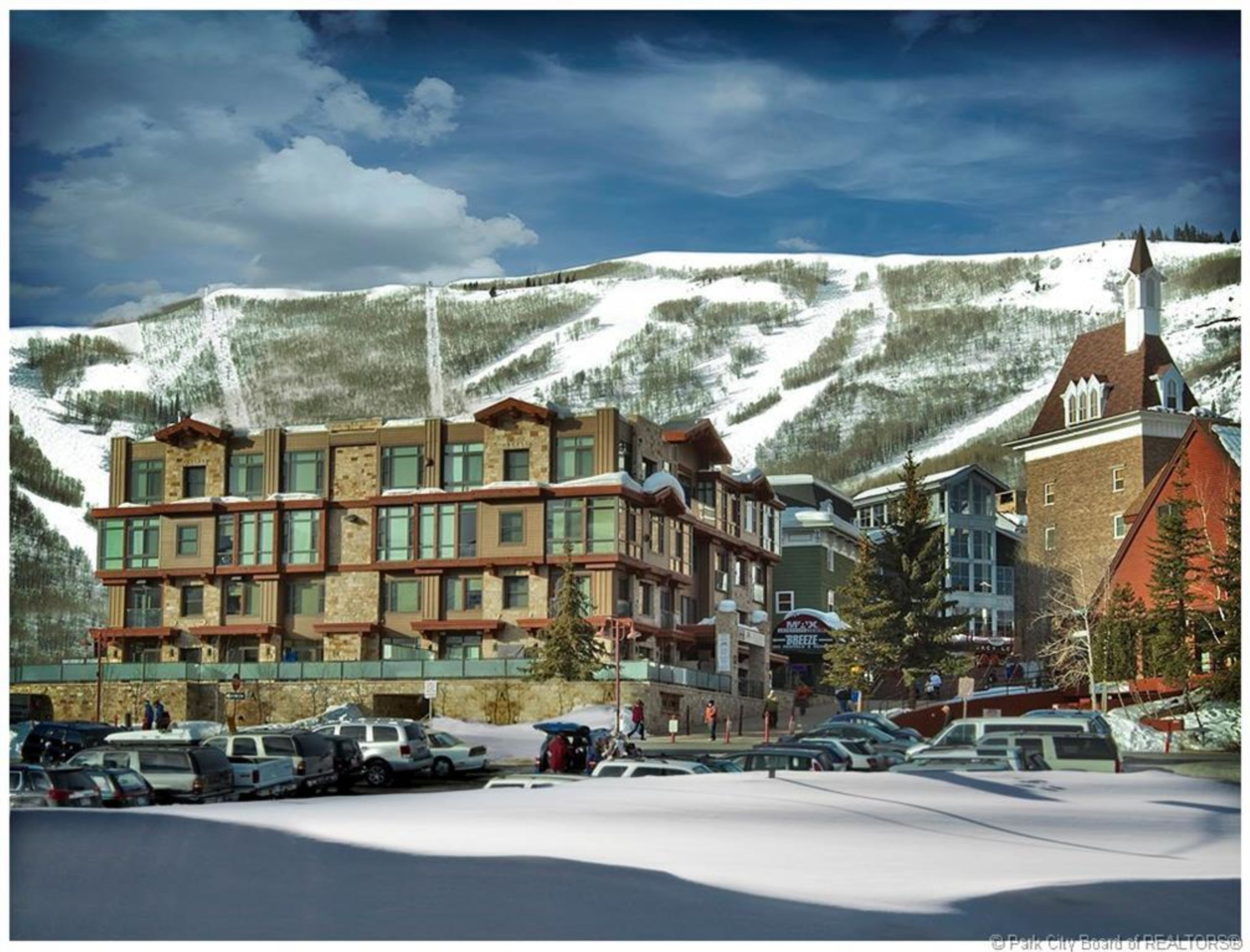 Ski-In/Ski-Out at the Lowell in Old Town
