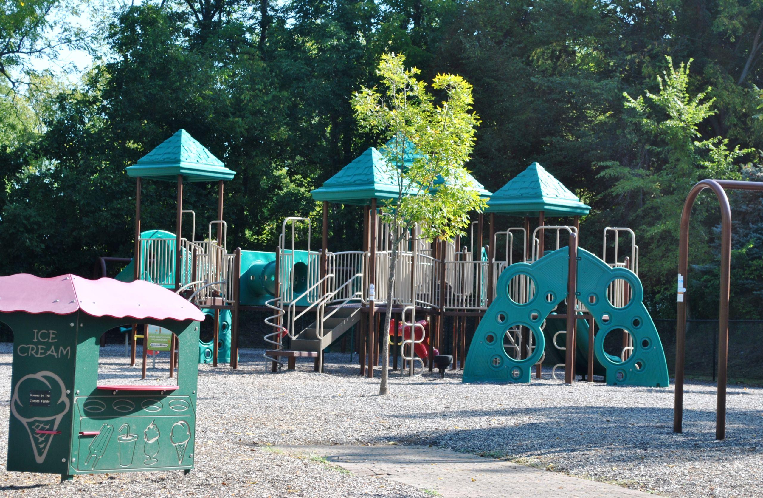 Kids Kastle Station Park