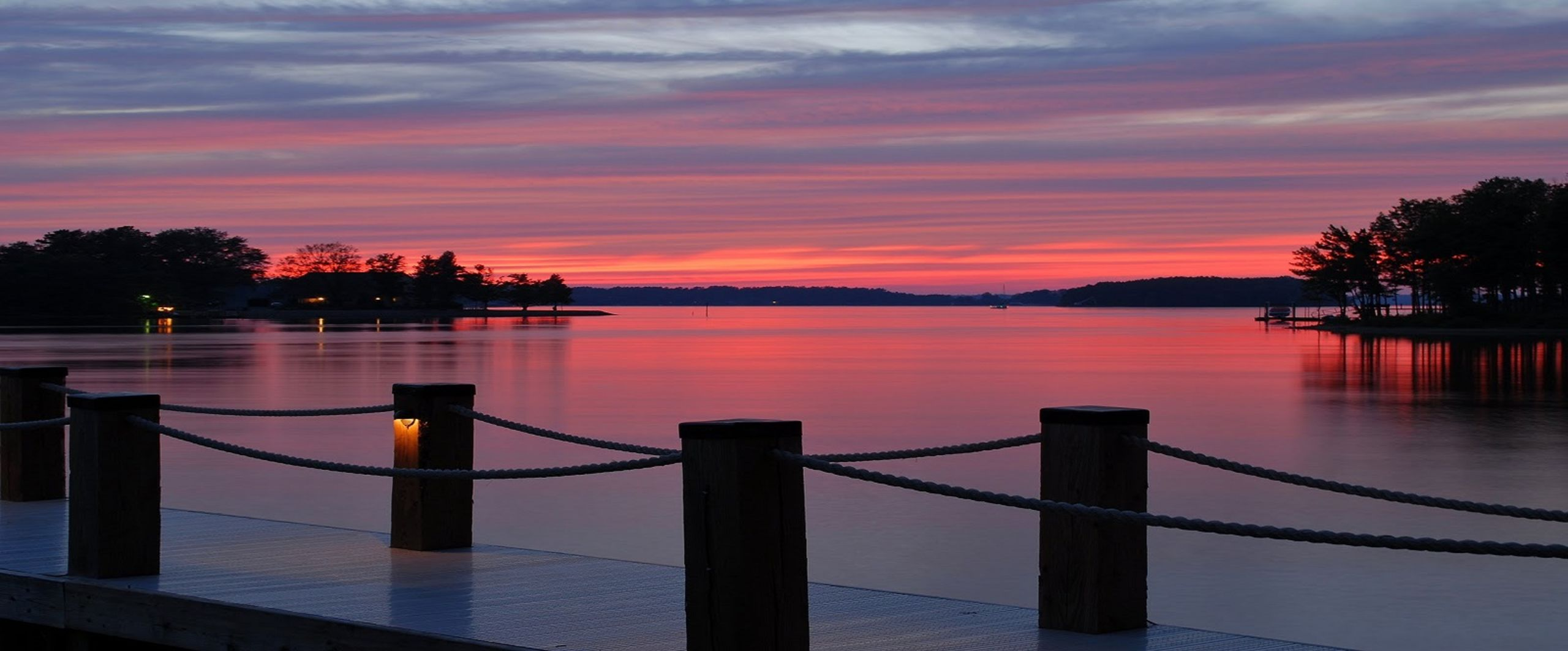 Take Advantage Of All The Beauty Lake Norman Has To Offer
