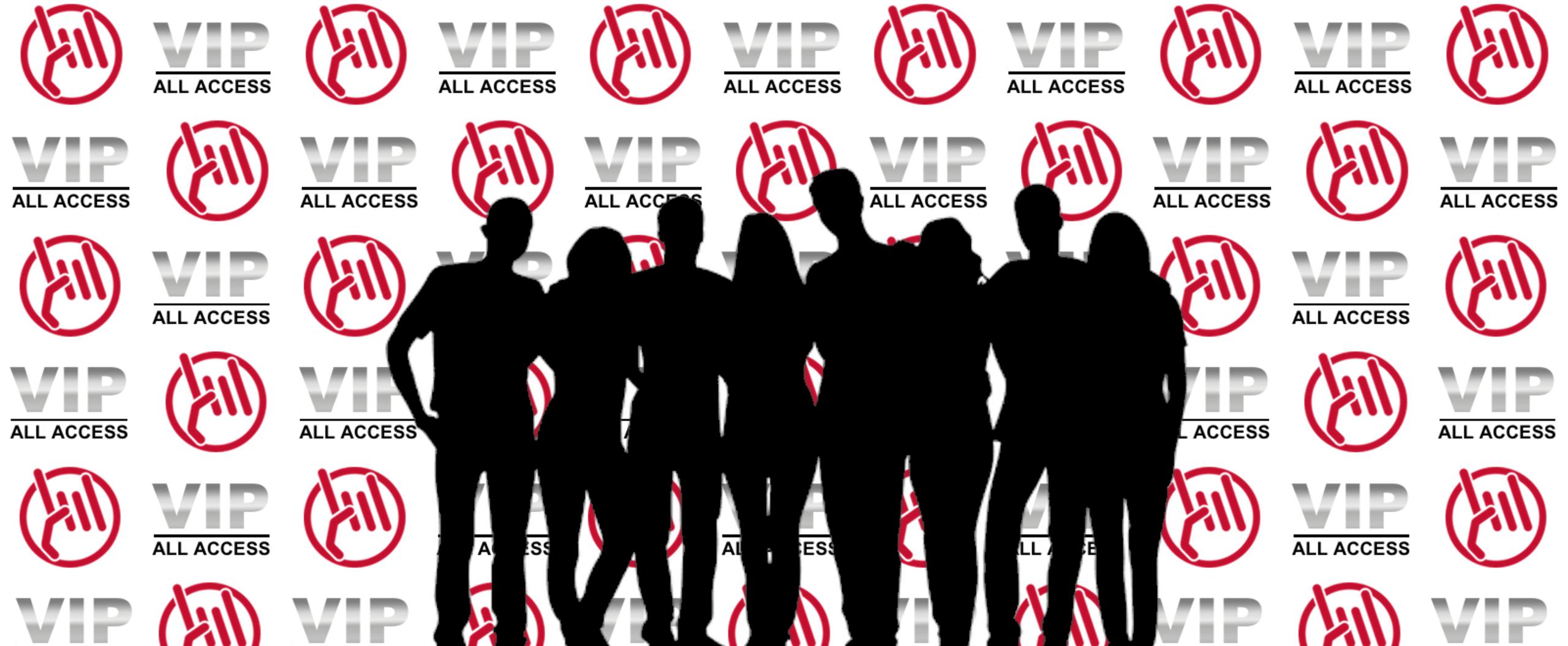 VIP Client All Access Program