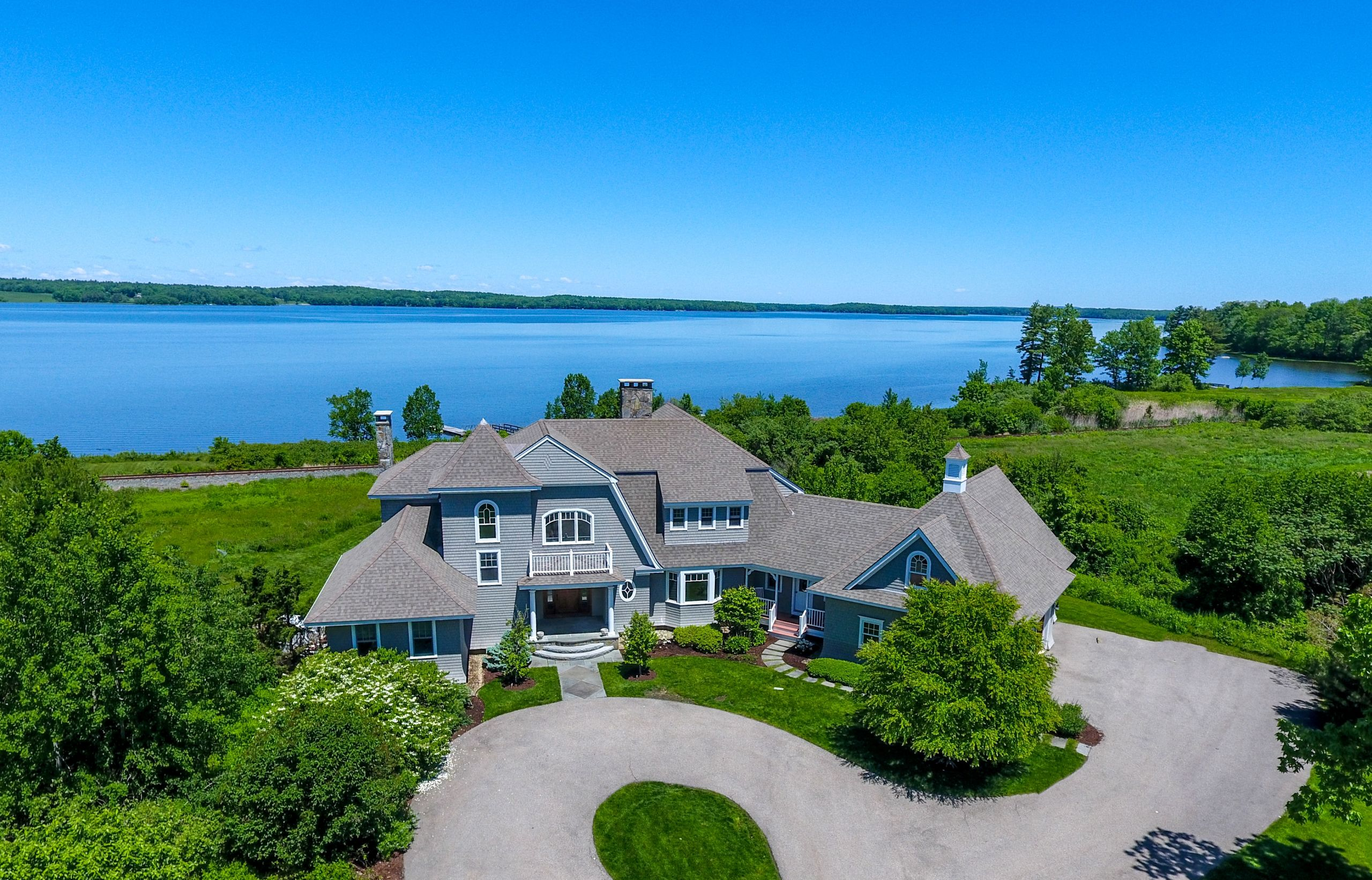 Fantastic waterfront on Great Bay!