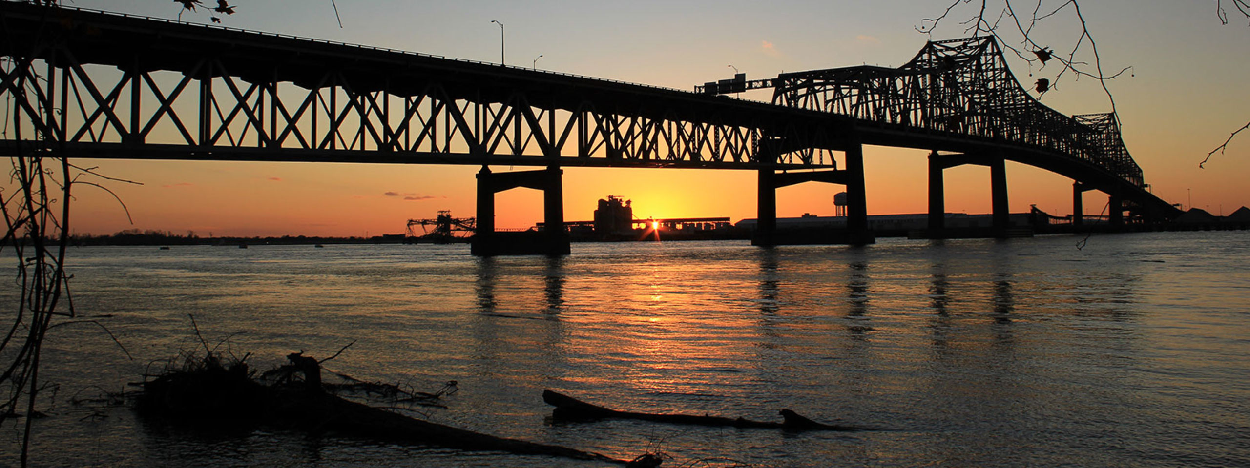 Baton Rouge is Centrally Located for Business Travelers