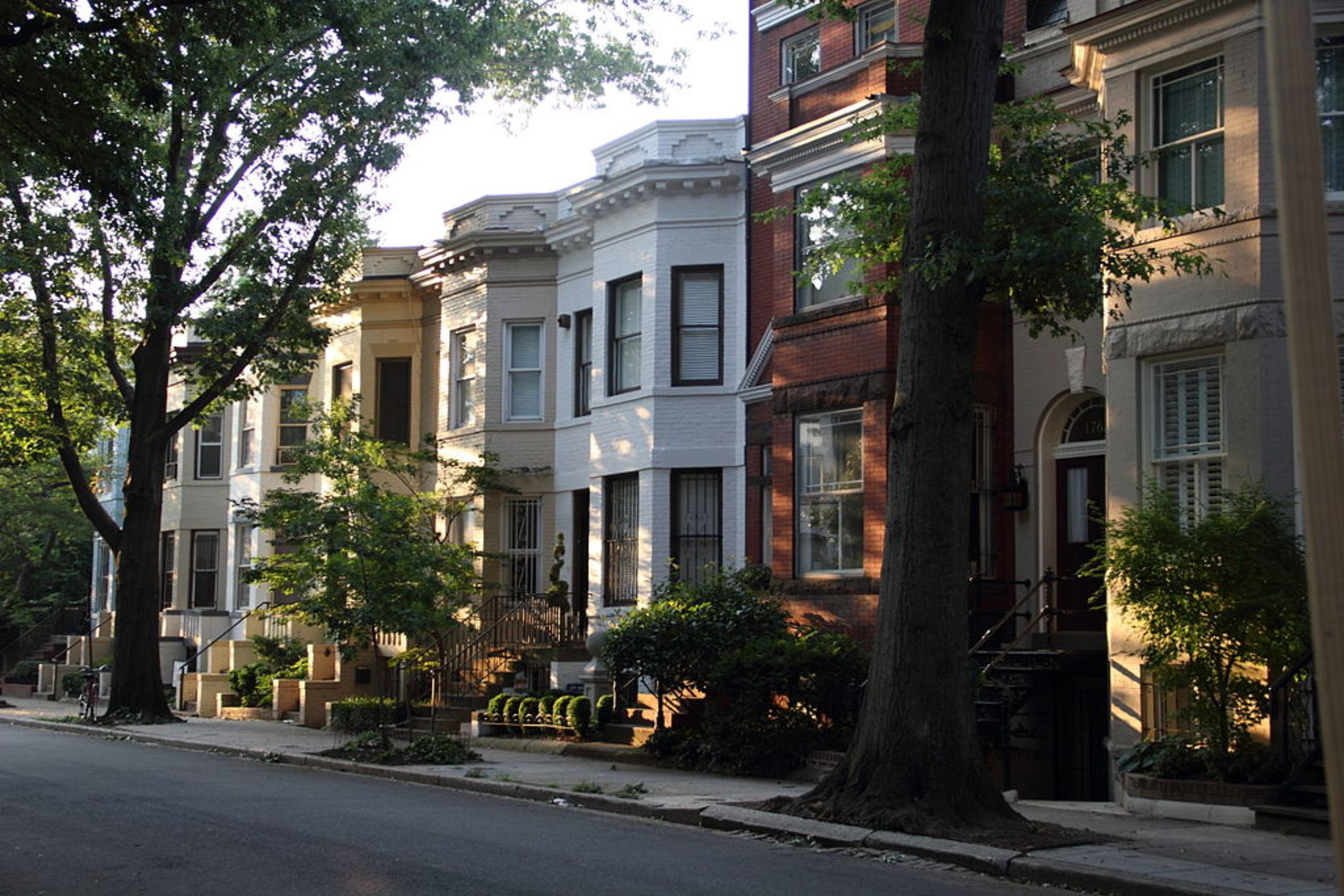 Dupont Circle Row Homes