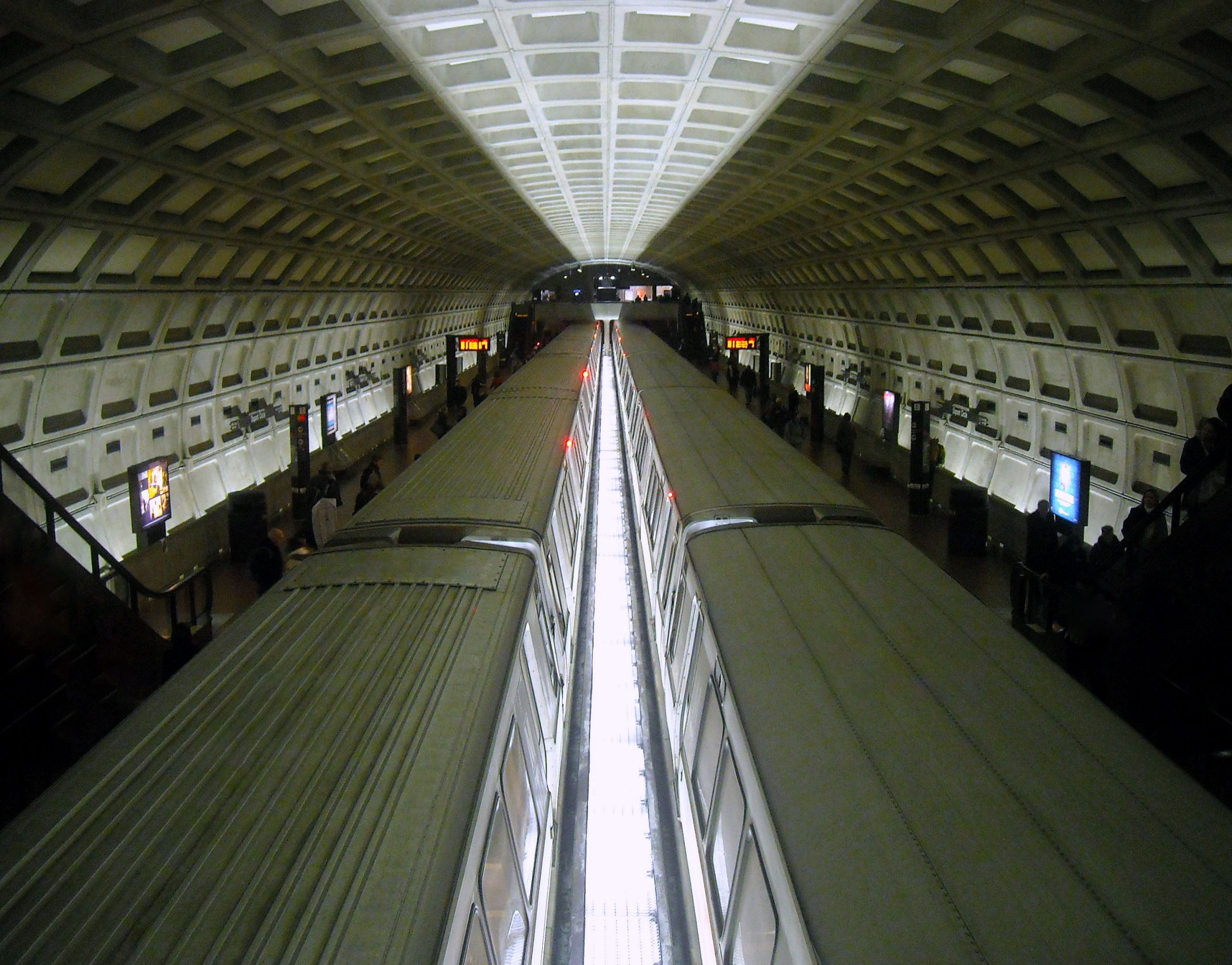 Washington's Metro System