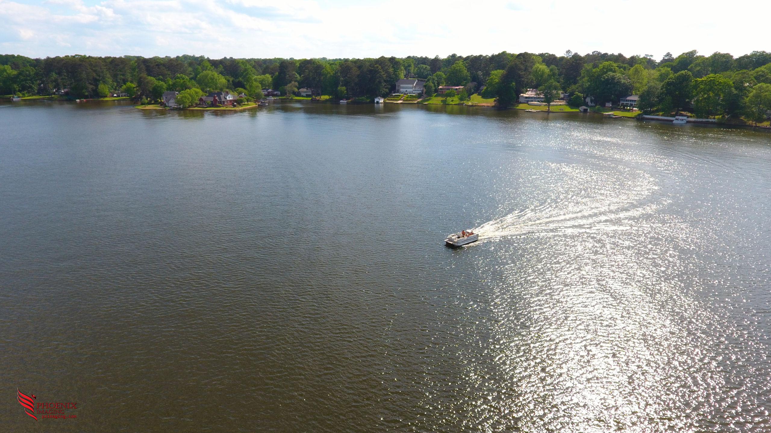 Outdoors on the lake in Carrollton, Georgia