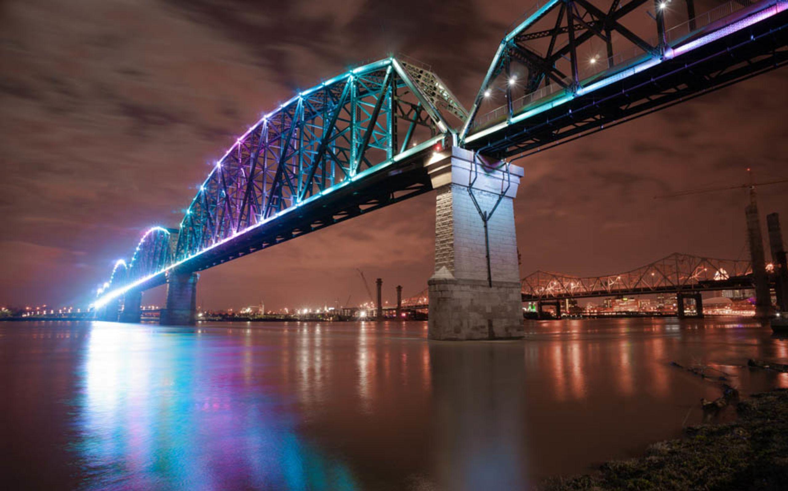Big 4 Walking Bridge