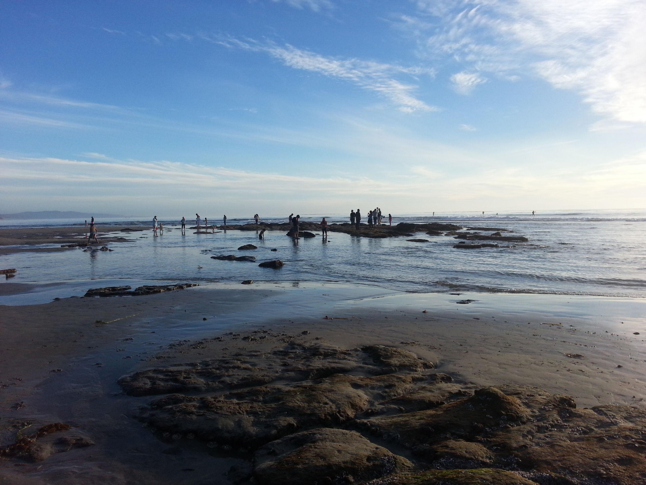 Solana Beach Tide Pools