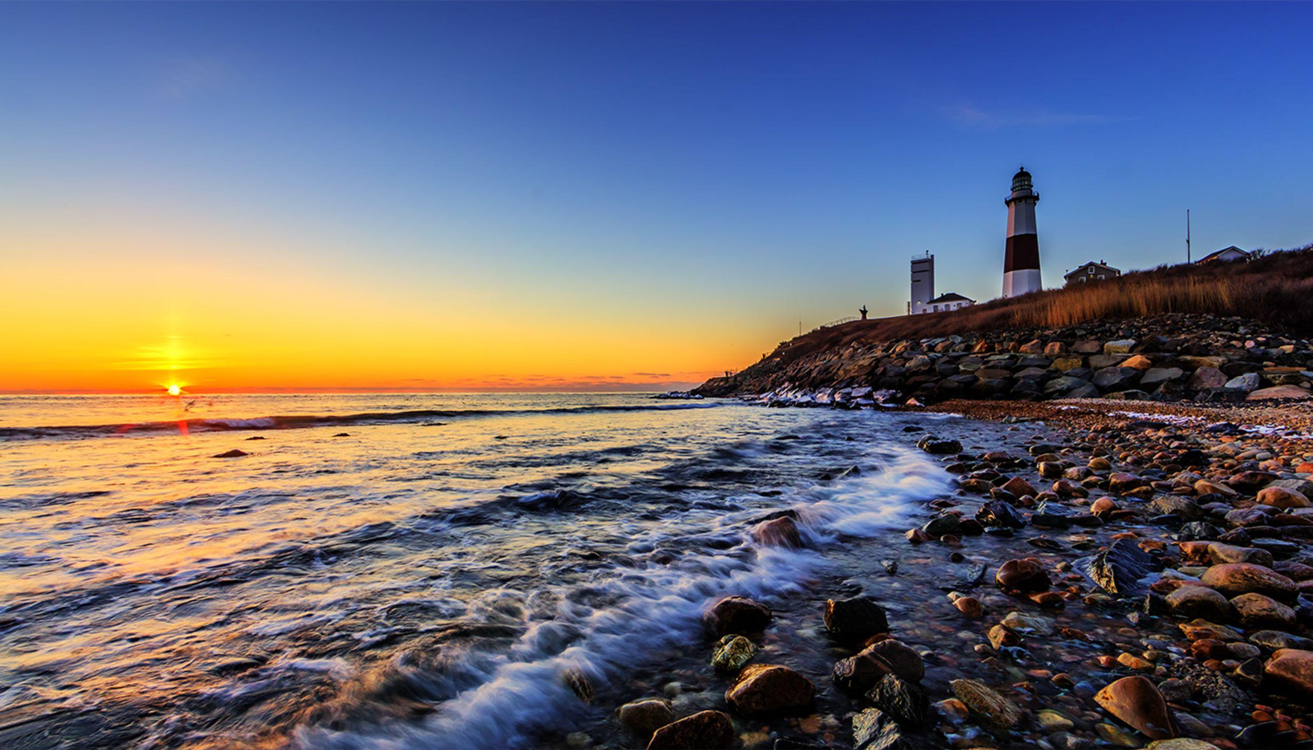 Stunning Long Island Shorelines