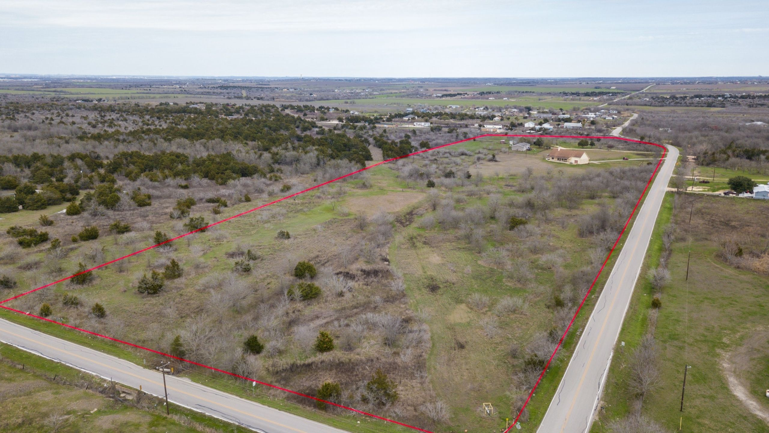 11727 Doyle Overton Road - 10 acres with spacious custom build home
