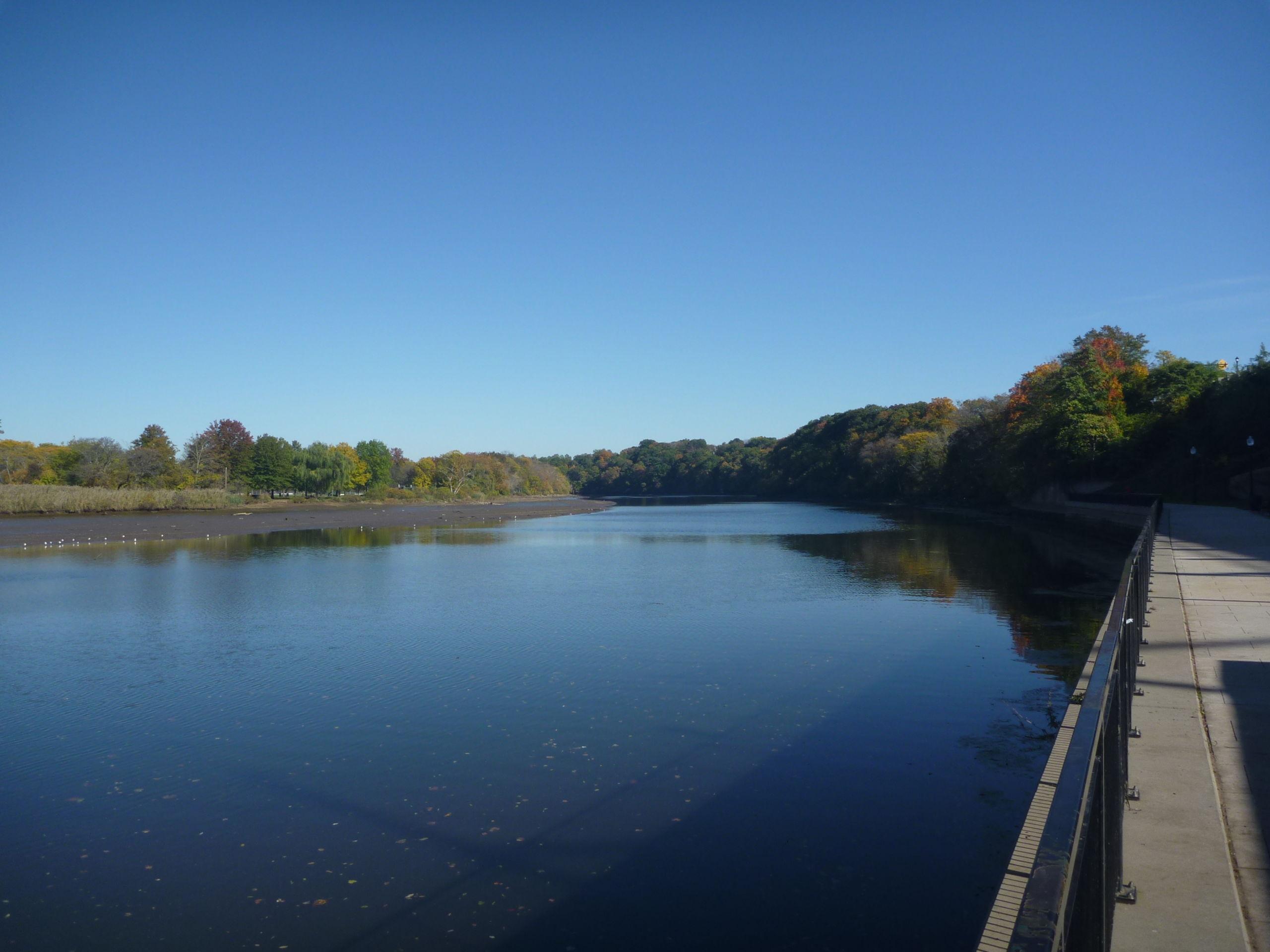 The Raritan River at Donaldson Park
