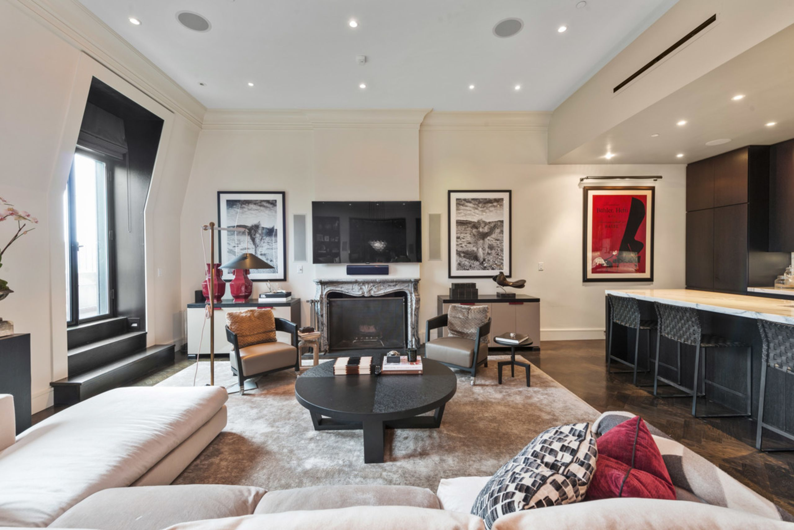 Commonwealth Ave Penthouse