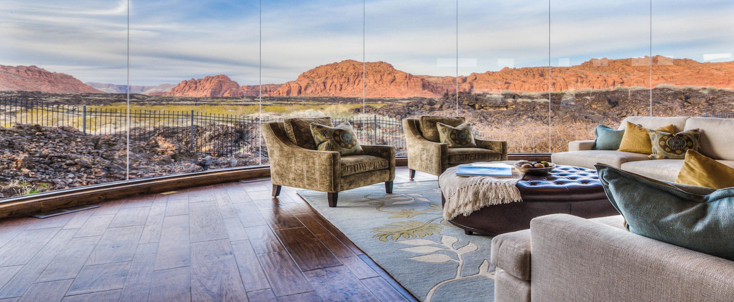 Luxury living in amazing surroundings