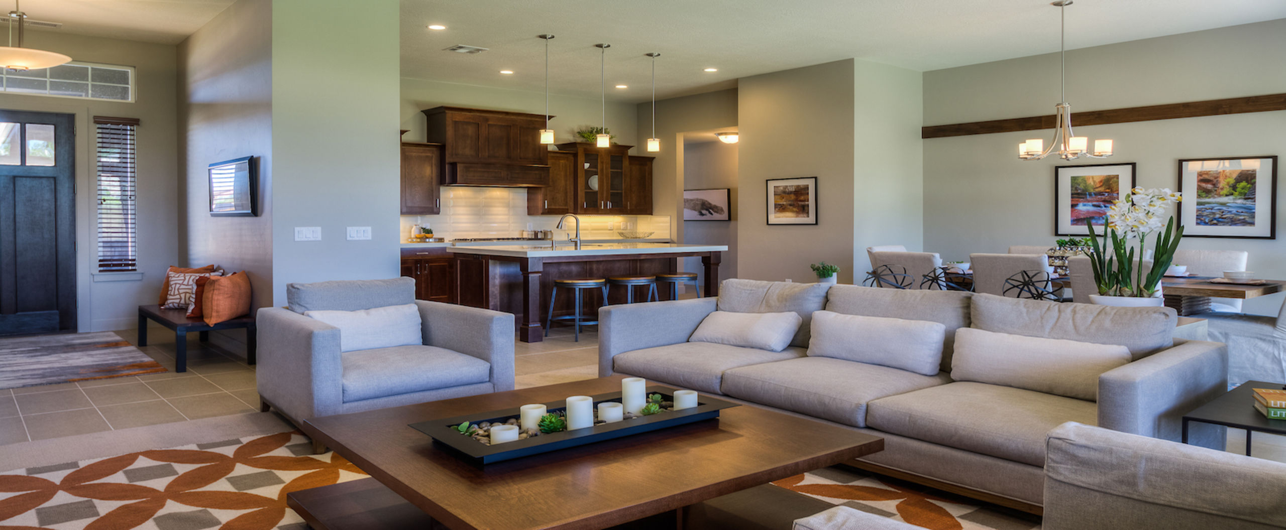 Find a home perfect for entertaining