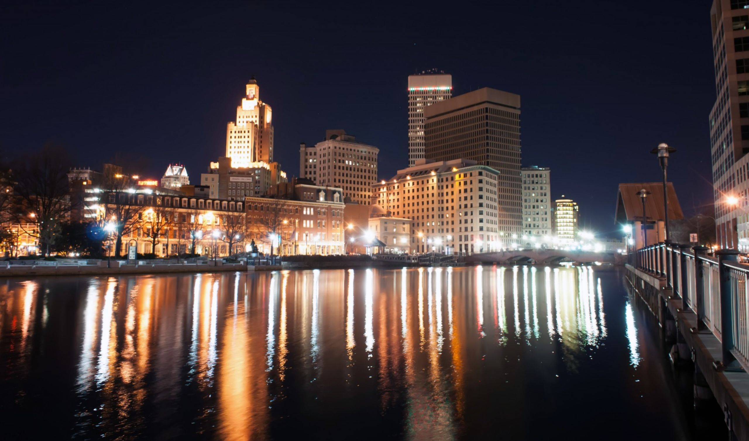 Downtown Providence, RI