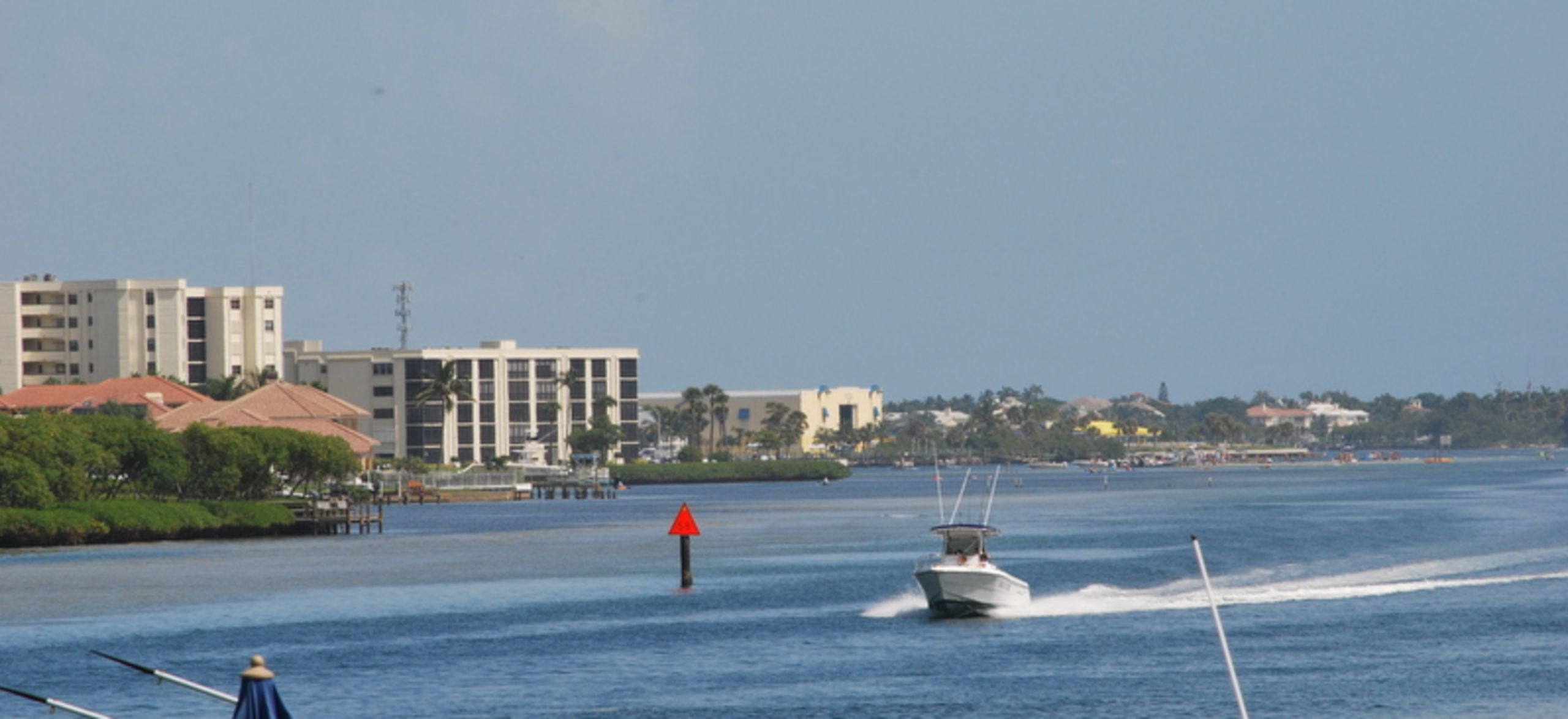 Condos with georgous views of the Intracostal