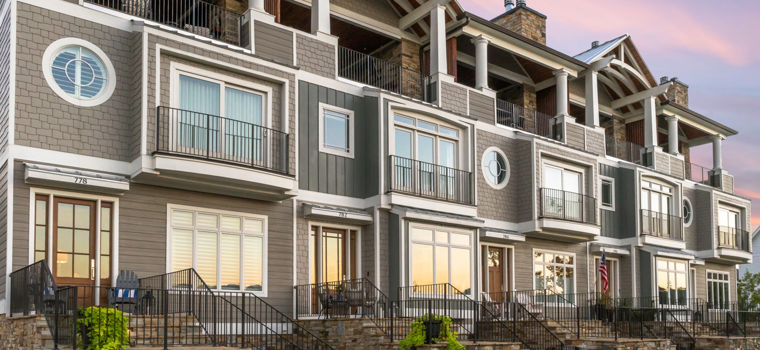 Tennessee Coastal Design from River Street Architecture and Dexter White Construction