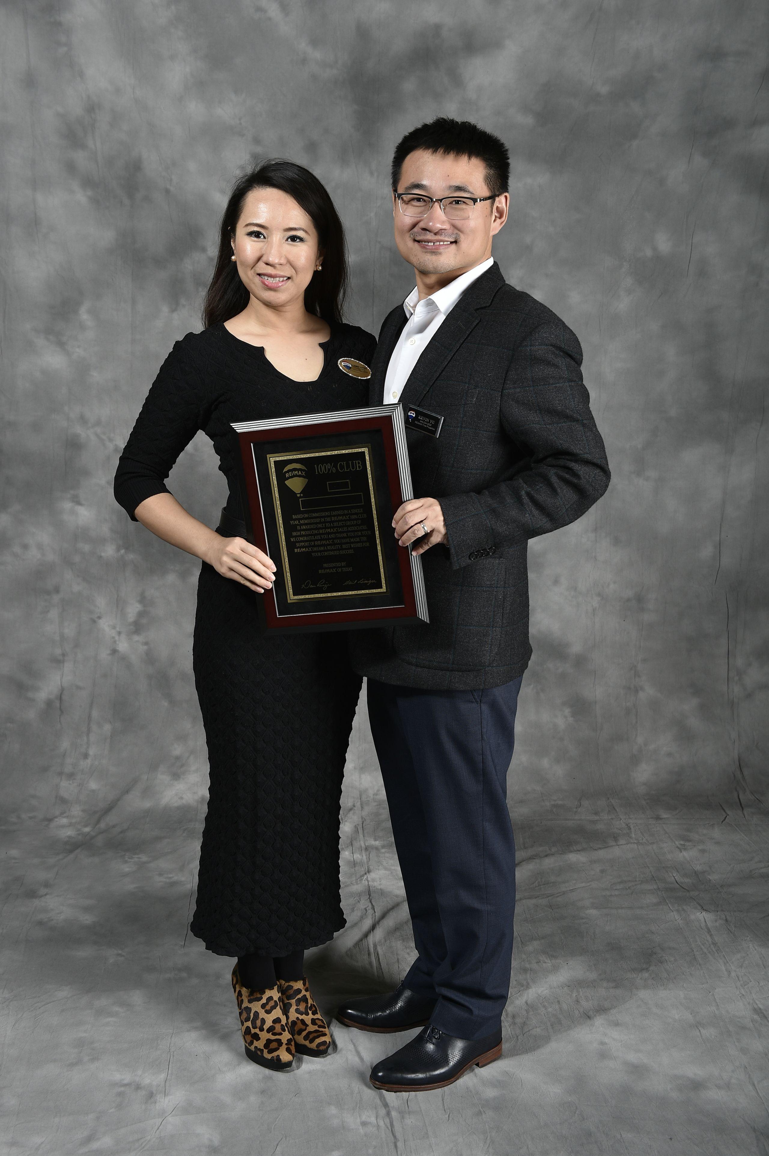 Earning Awards