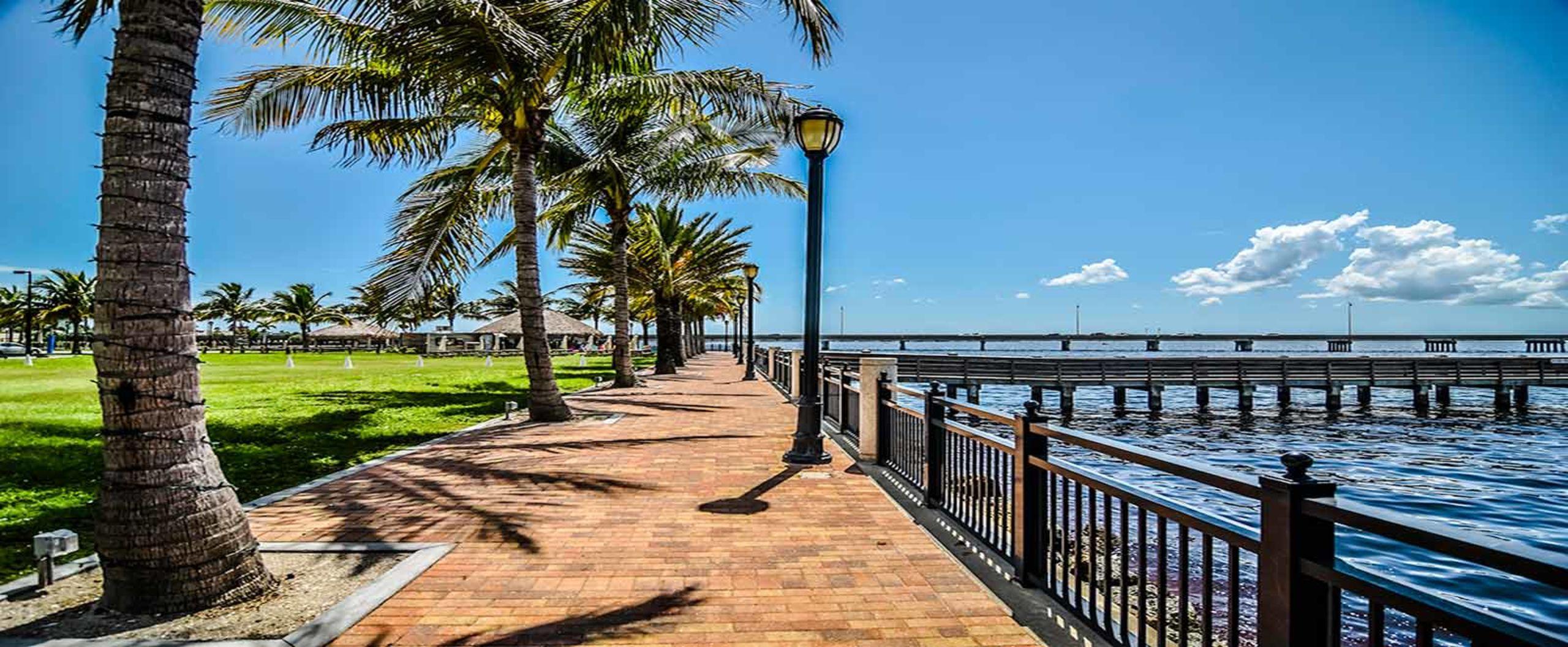 Punta Gorda Harbor Walk