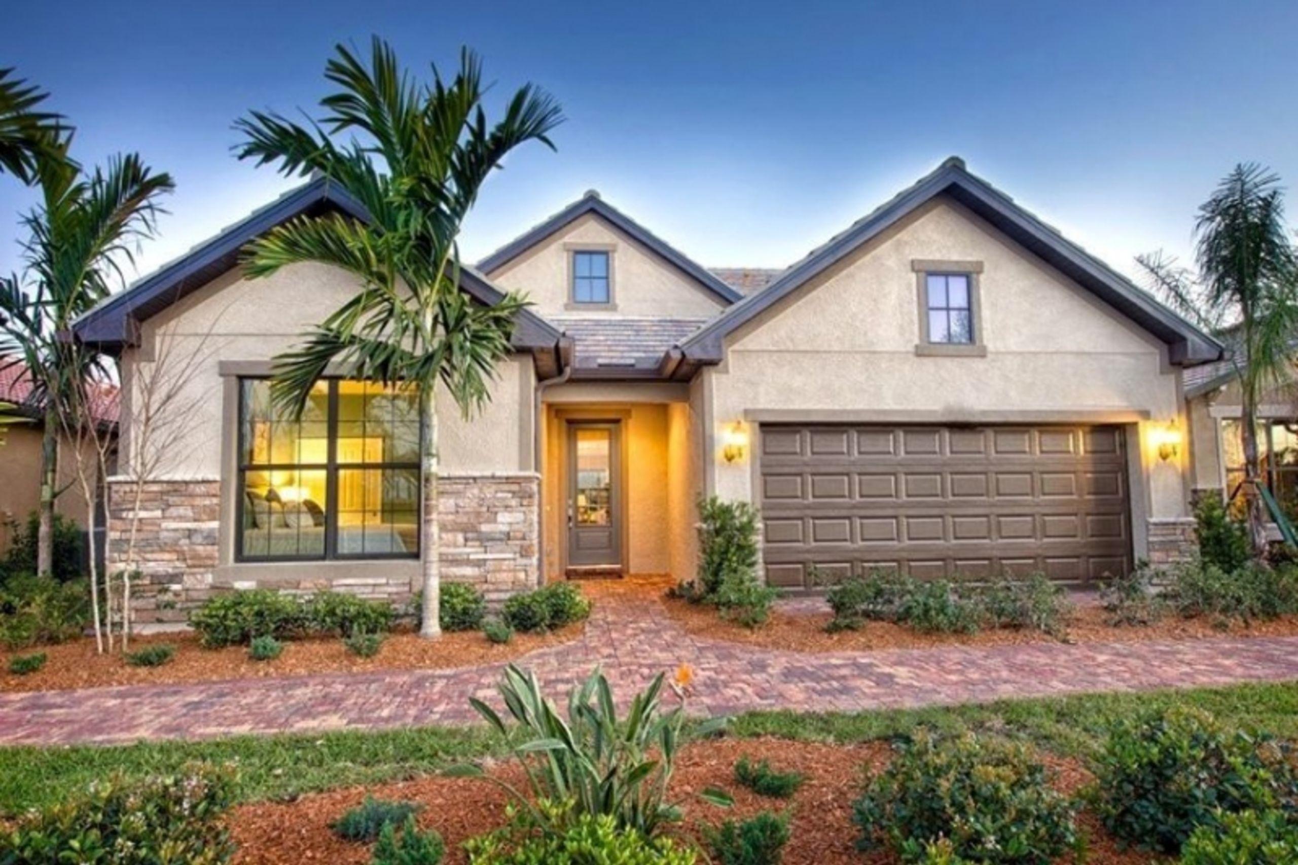 Winding Cypress Naples Florida Homes
