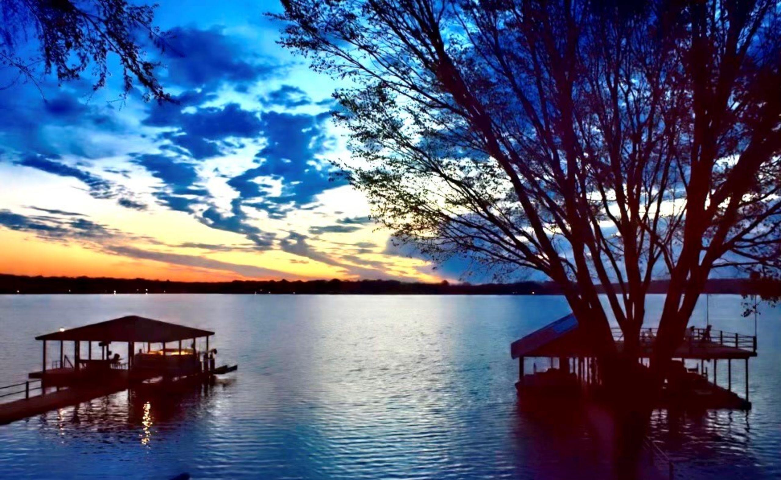 cedar Creek Lake Picture