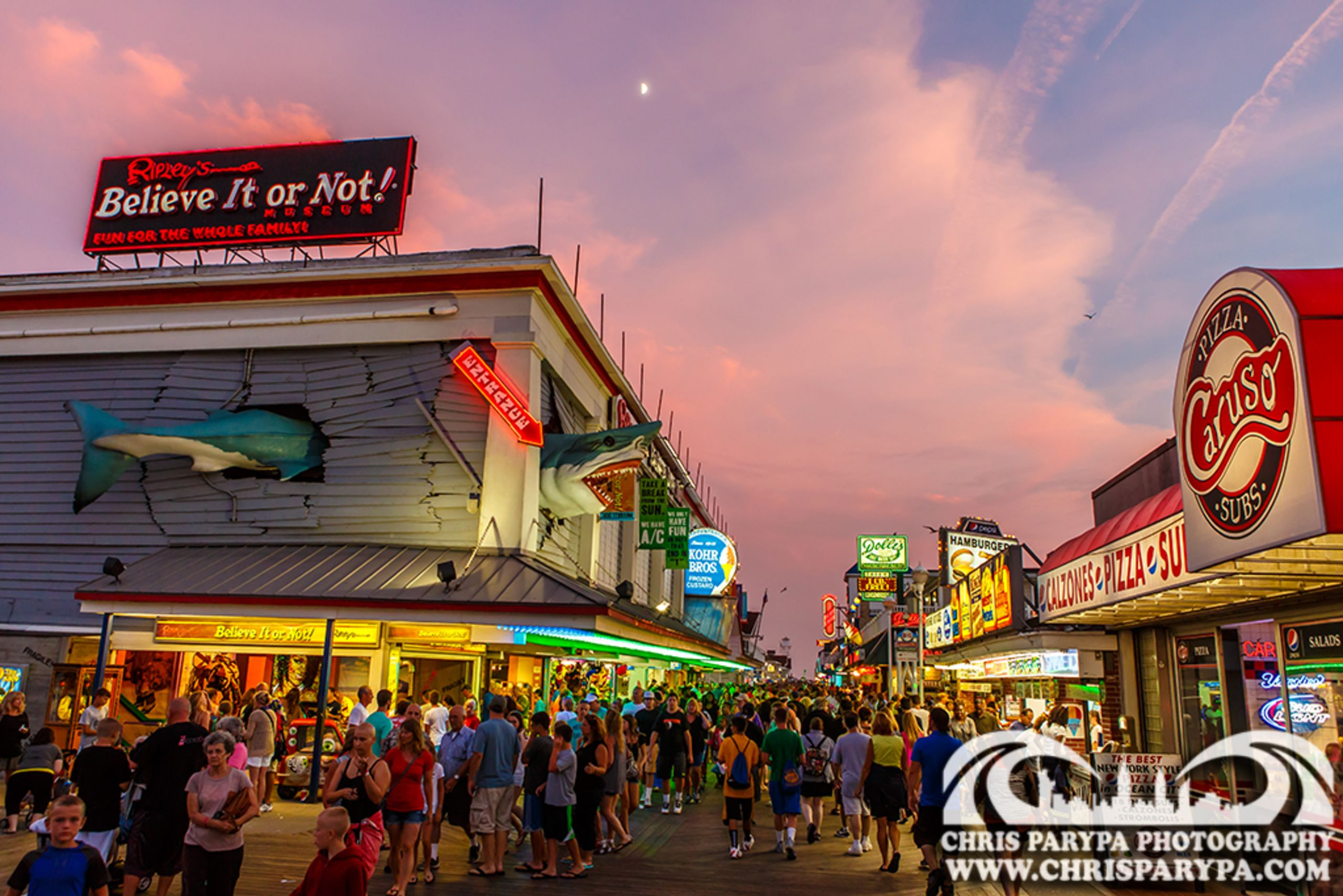 Experience All the Excitement that Ocean City Has To Offer
