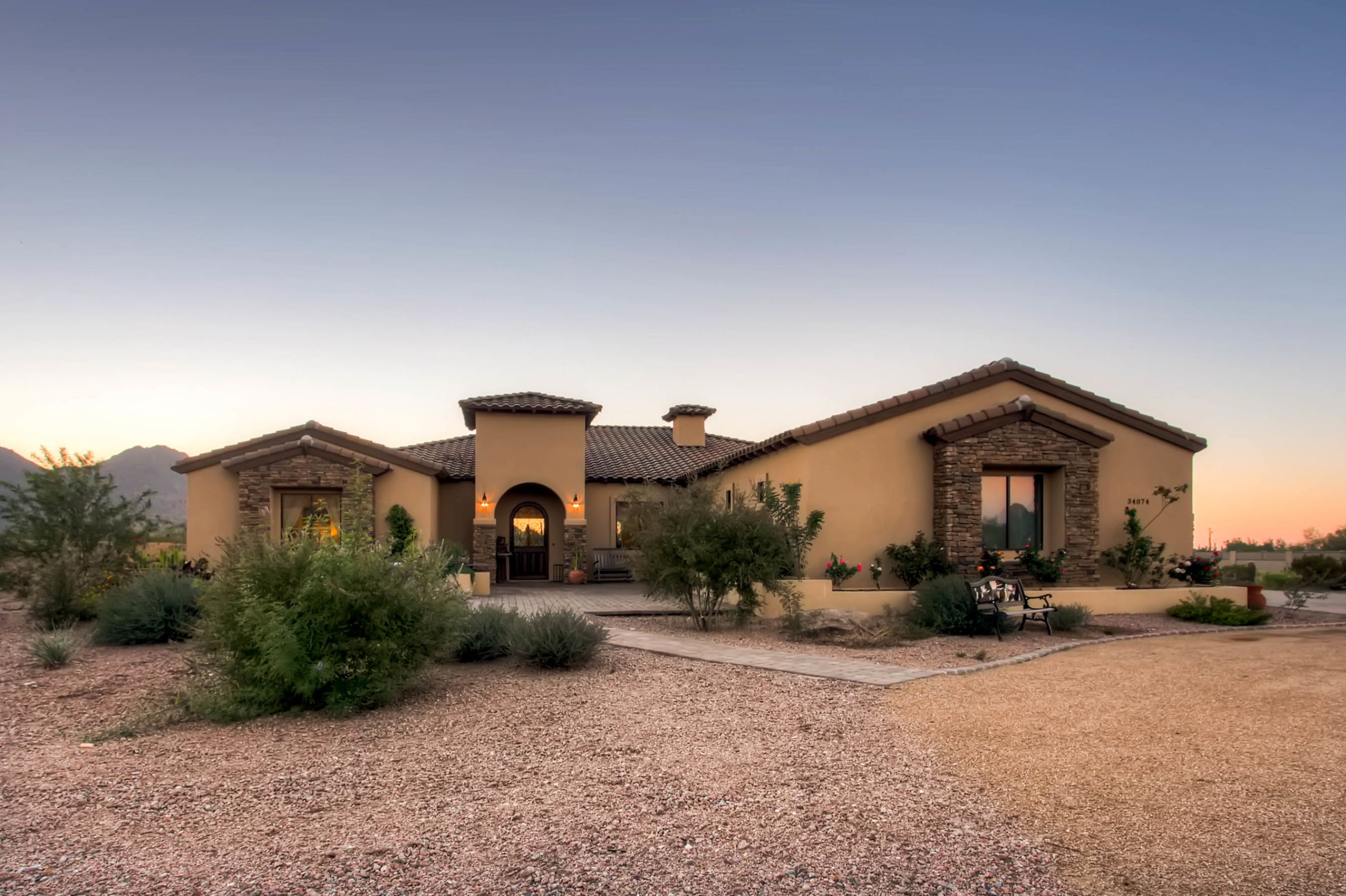 Custom Arizona Home