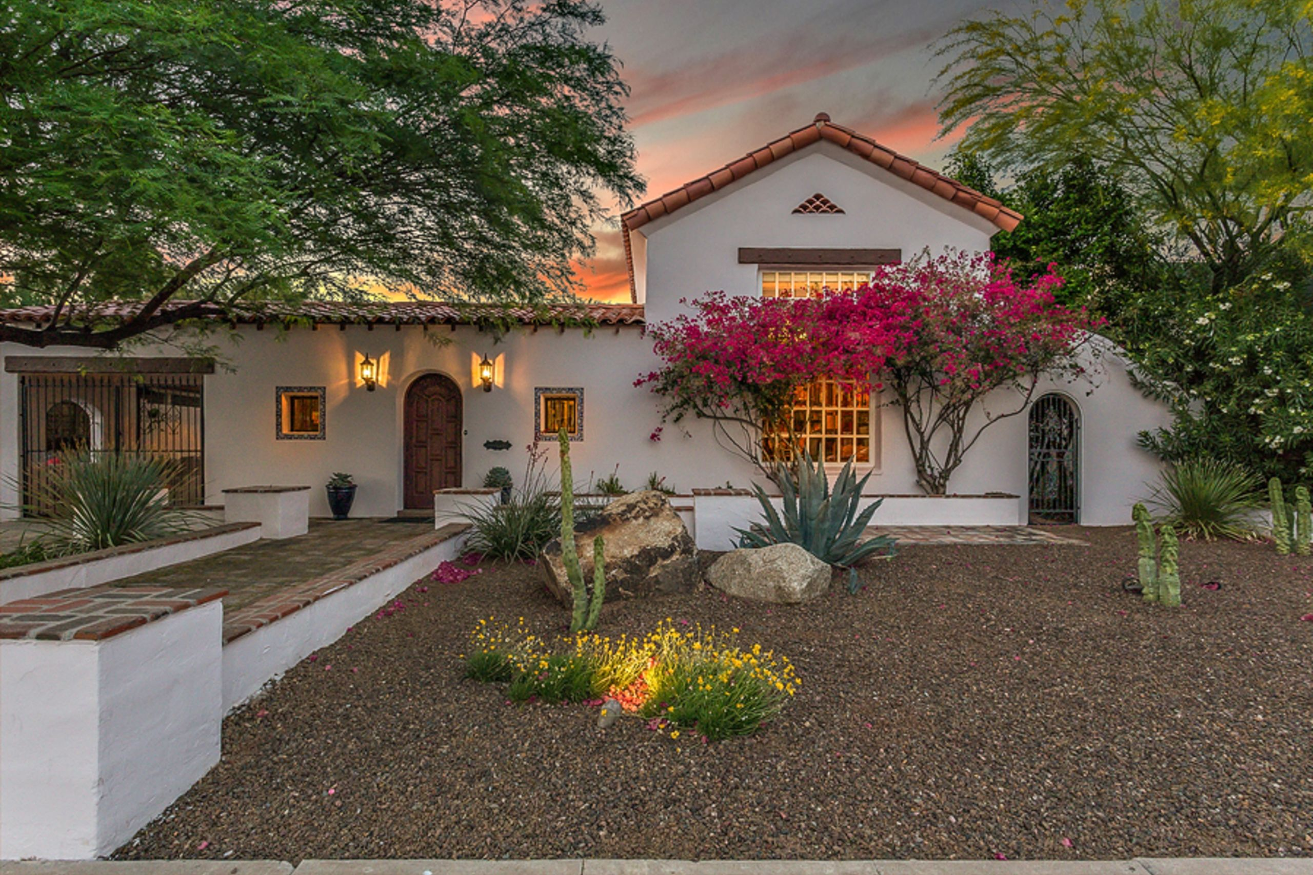 Stunning 1928 Spanish Mission in Willo
