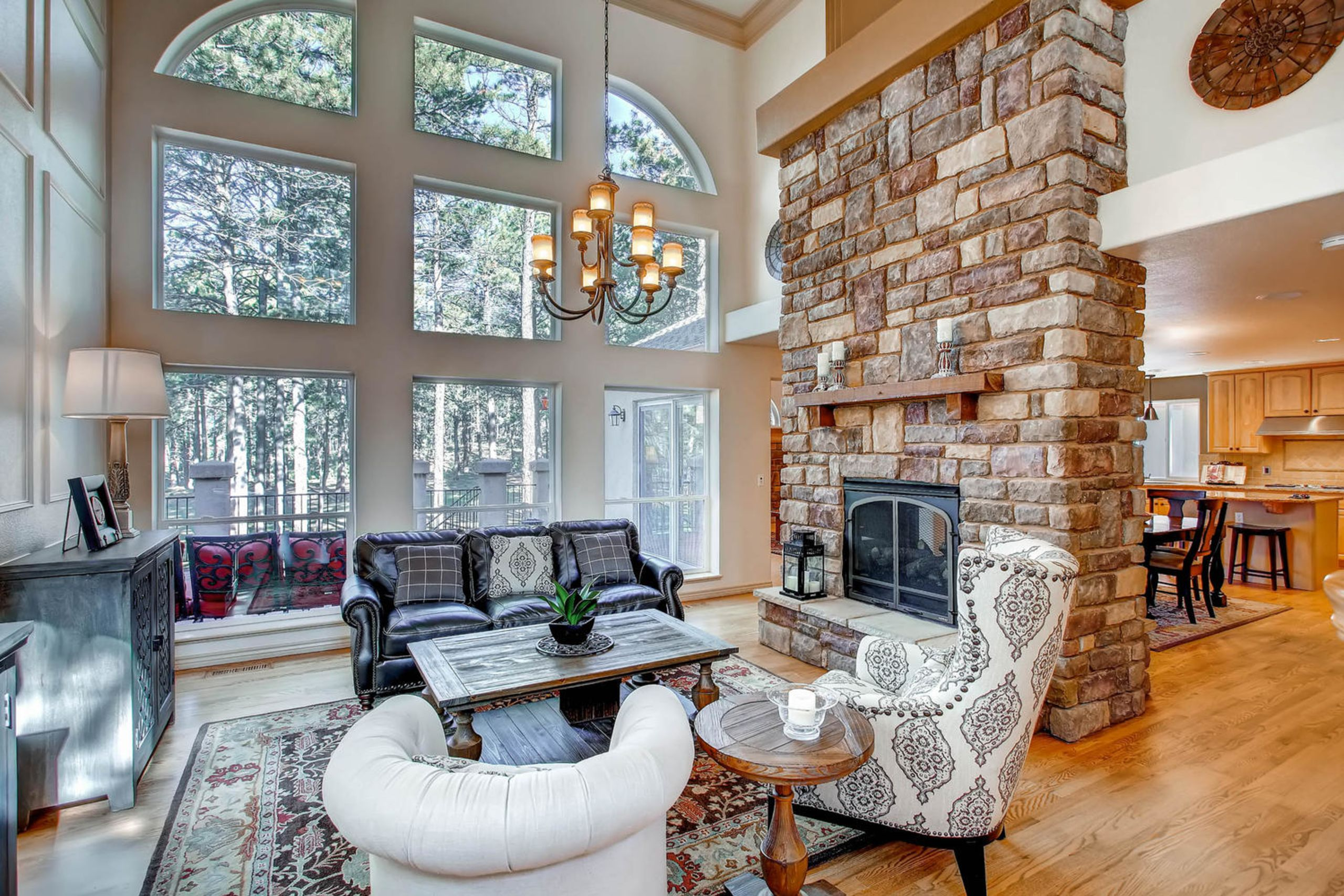 High Forest Ranch Custom