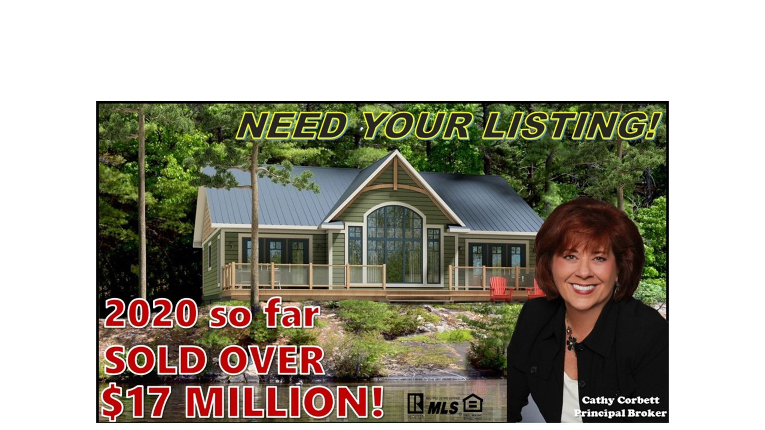 NEED YOUR LISTING!
