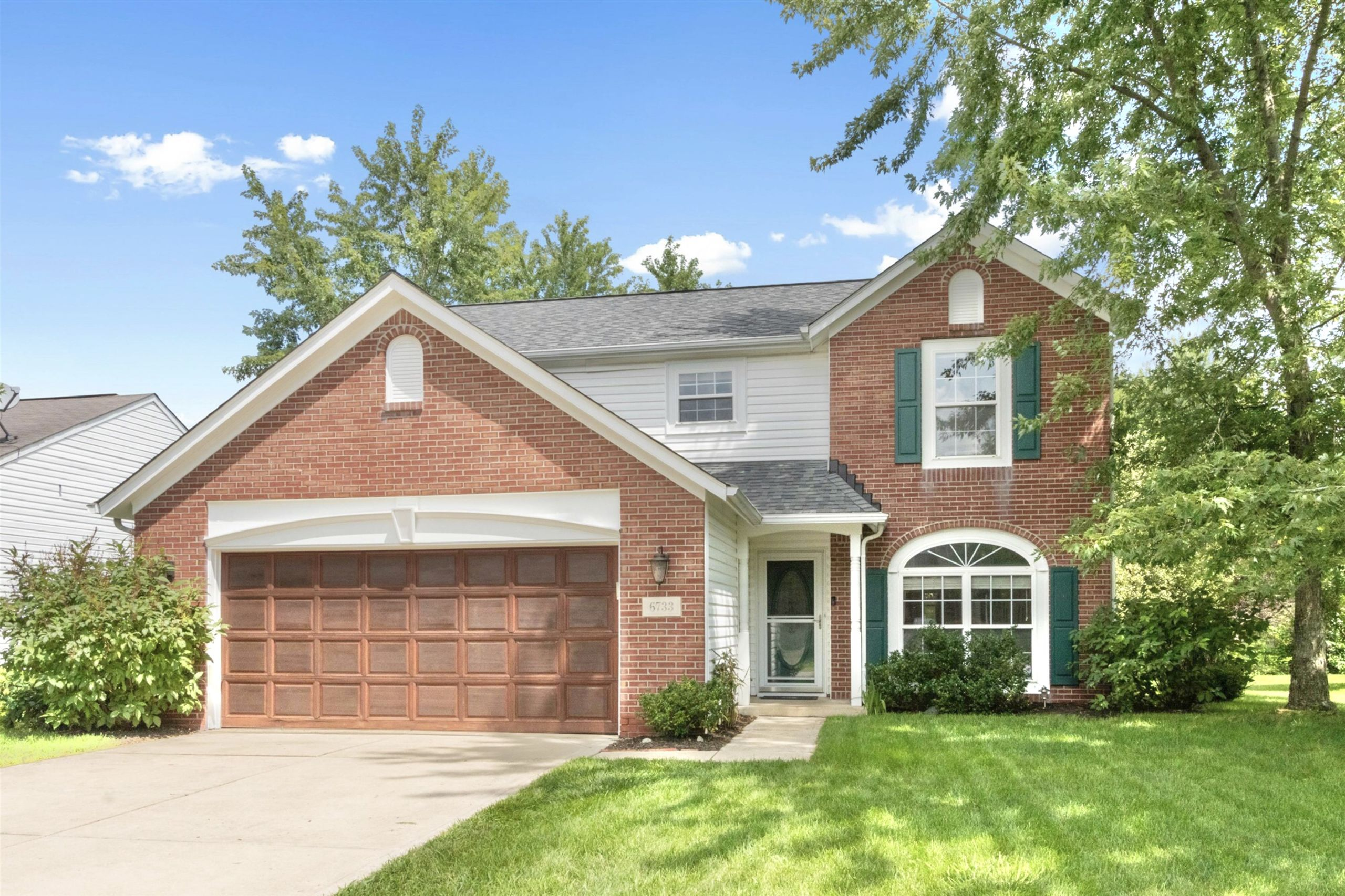 FOR SALE IN ZIONSVILLE
