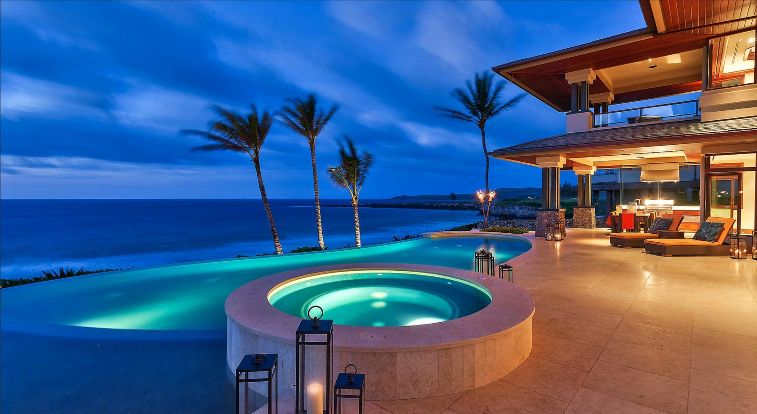 Infinity Pools and Spas