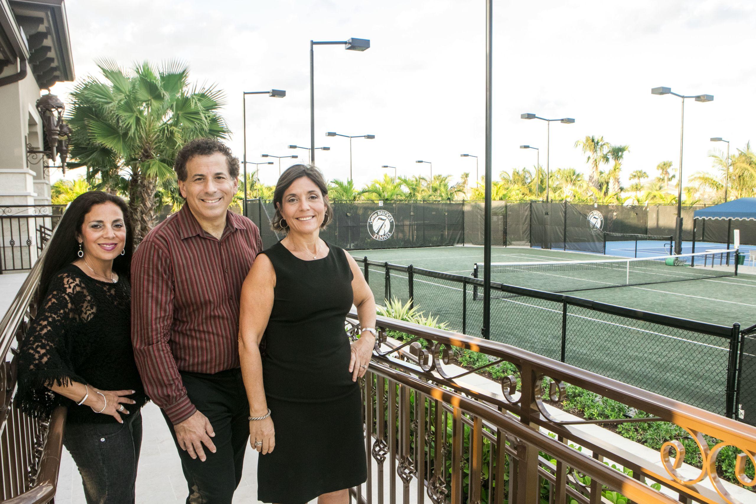 Plenty Of Tennis Courts In Both Communities