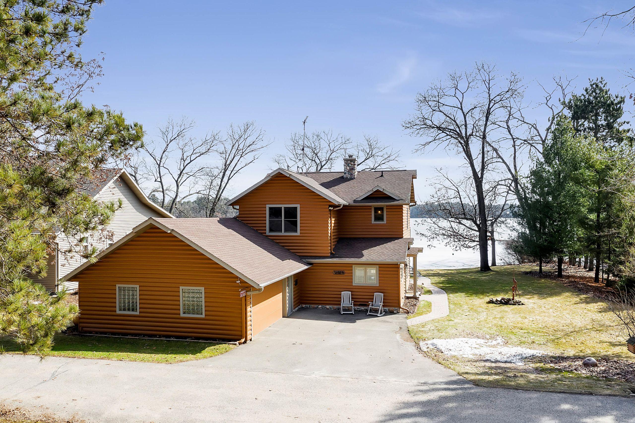 N7010 W Pine Lake Road Wild Rose WI 54984