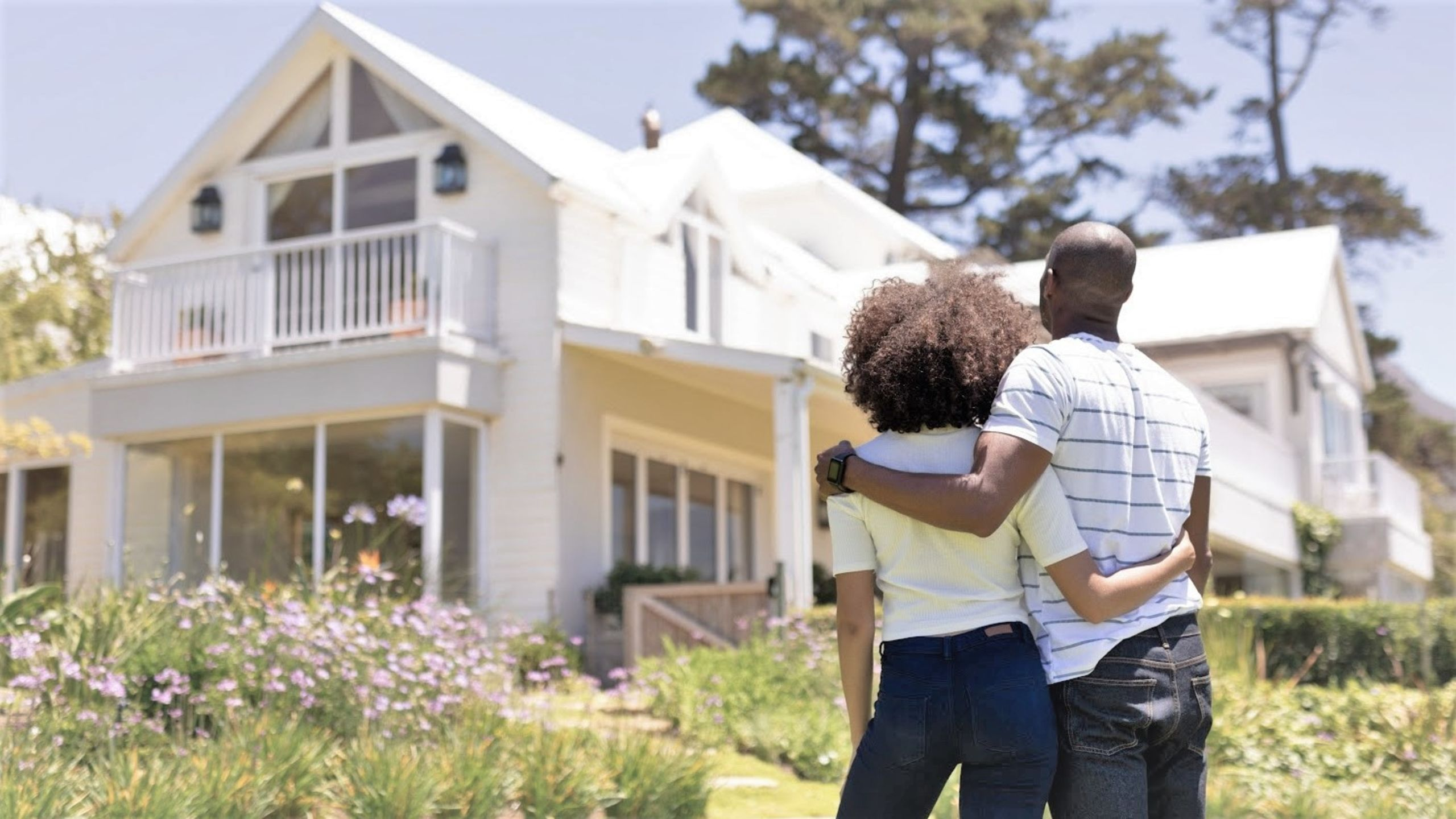 Inviting houses to turn into homes