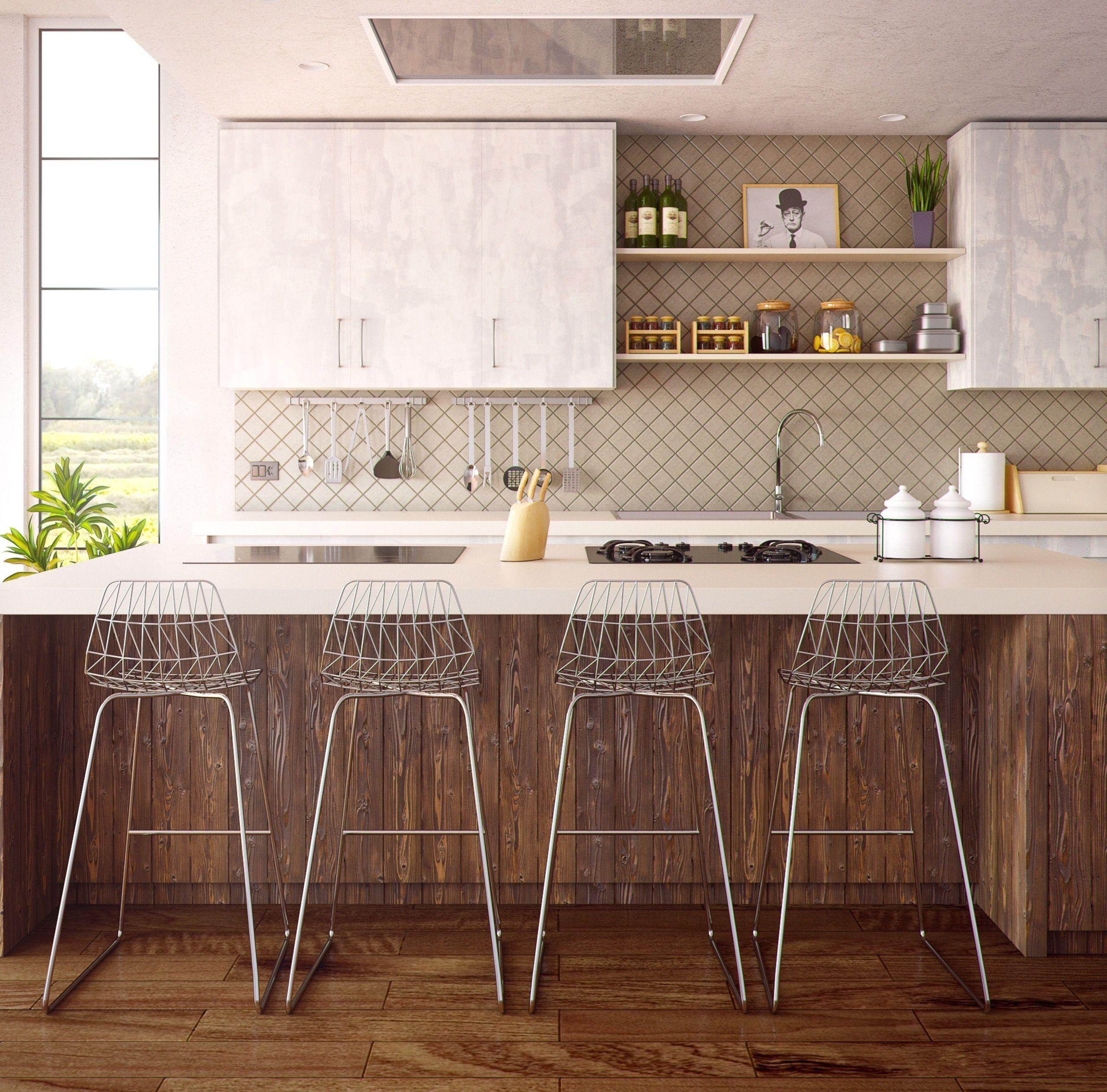 Impeccable designs for a dreamy kitchen