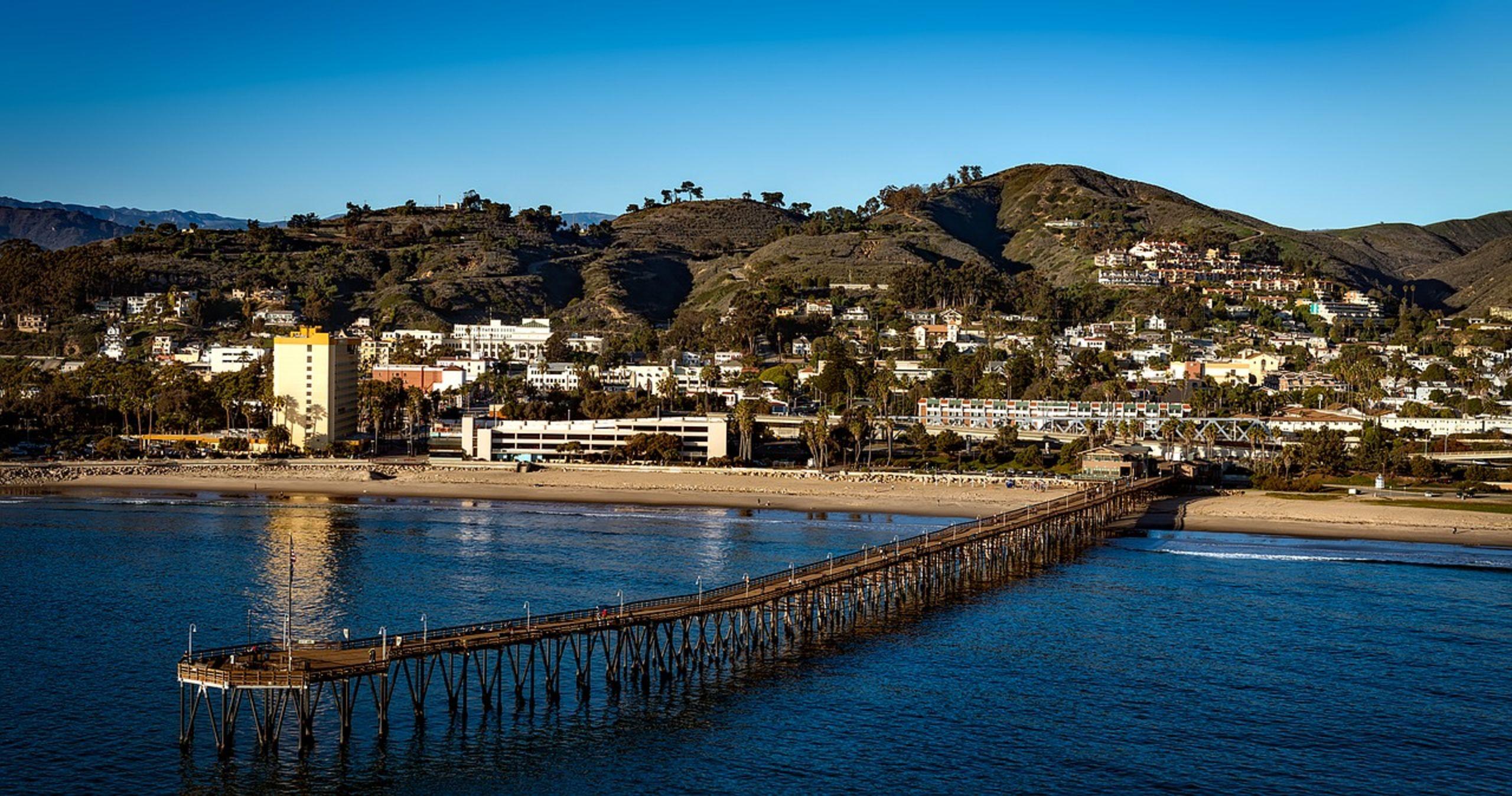 From Ventura...