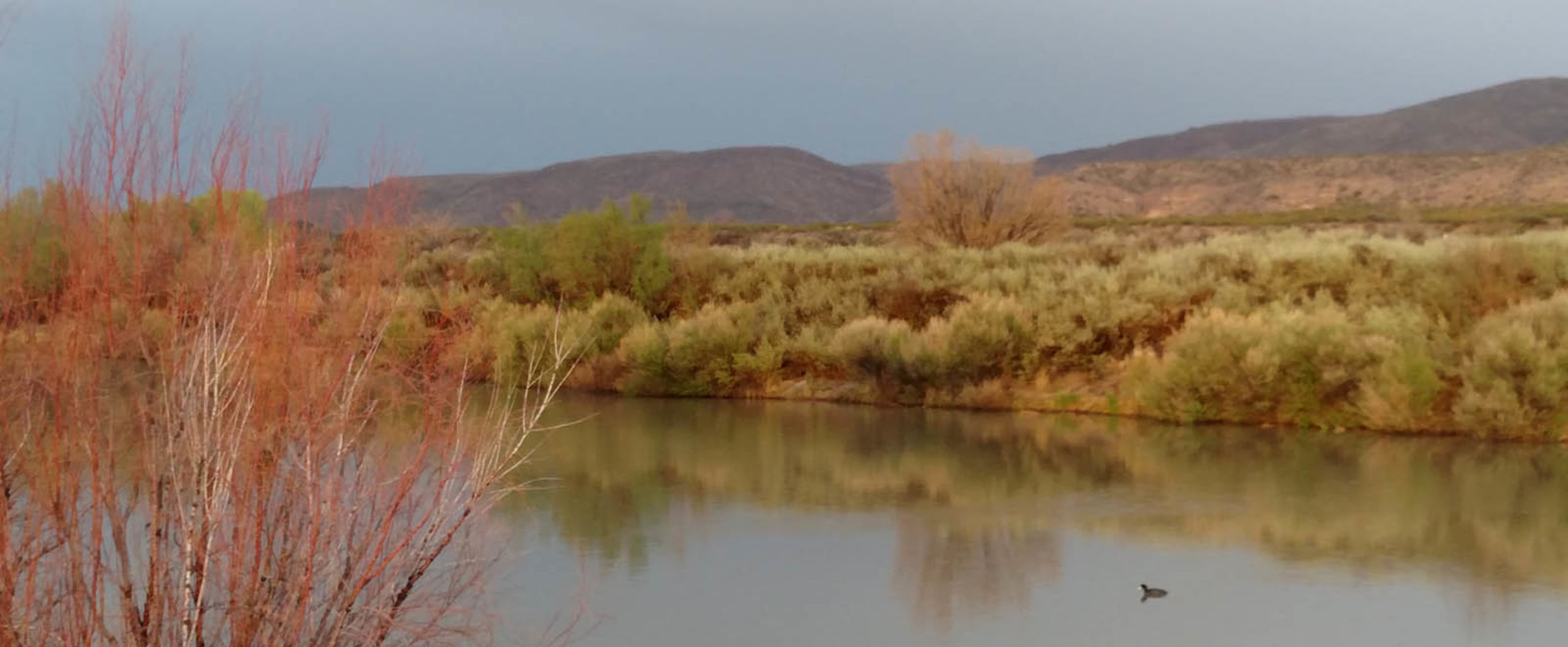 Iconic Rio Grande