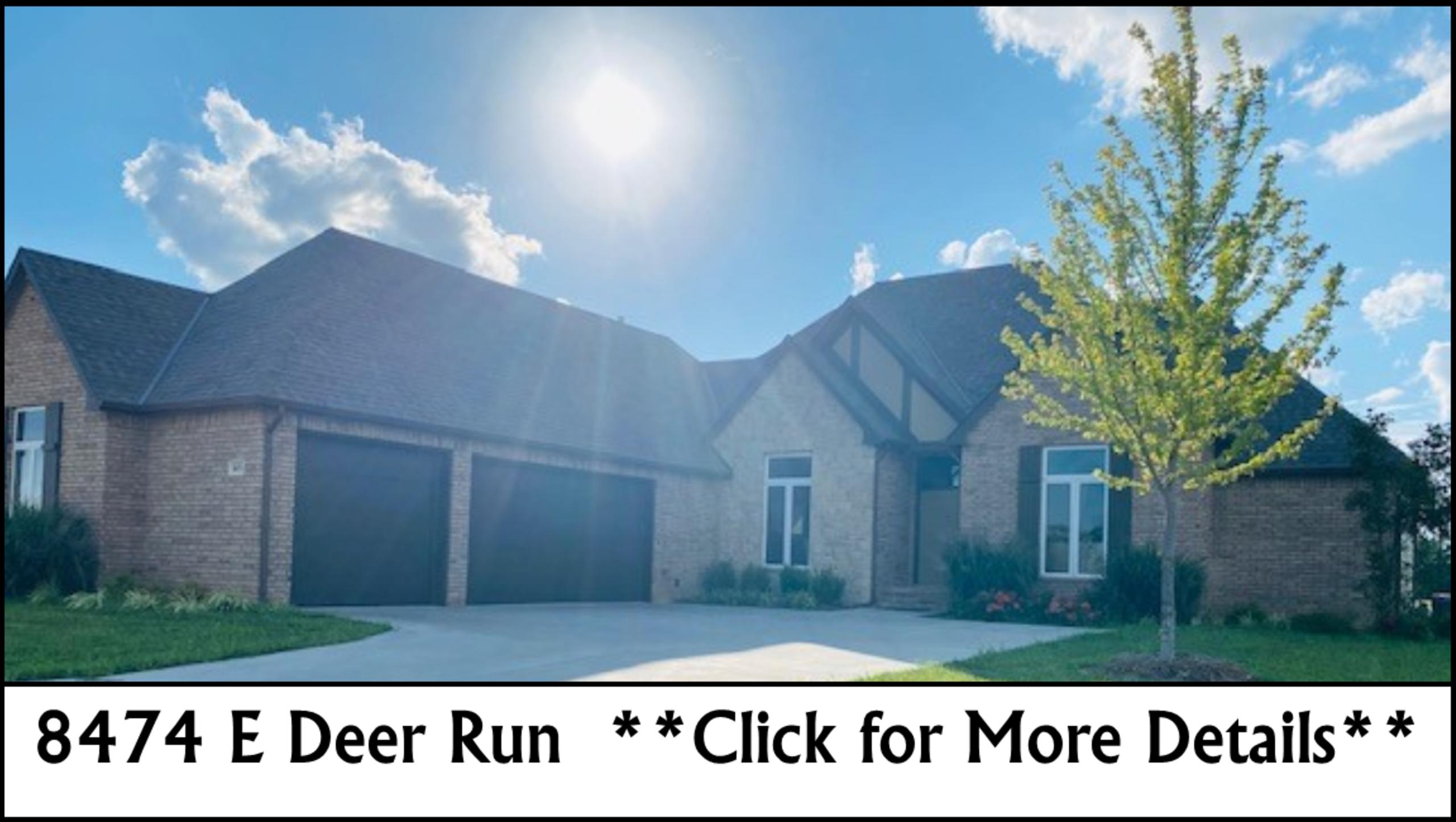 Welcome to Deer Run!!