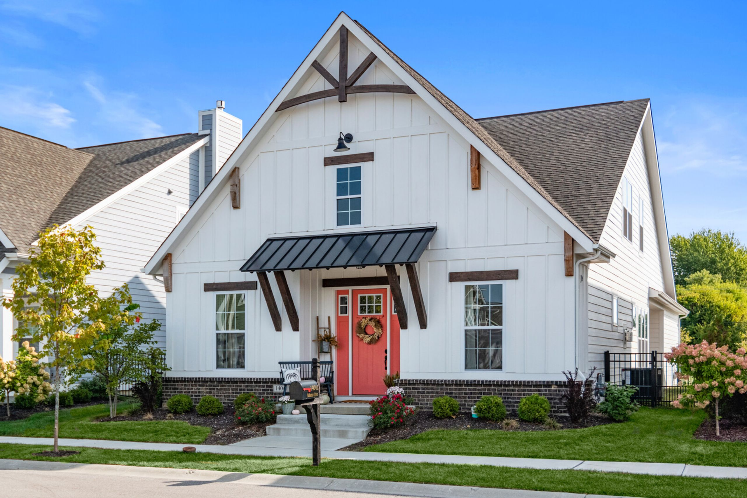 Sold!  Anderson Hall in Fishers, IN