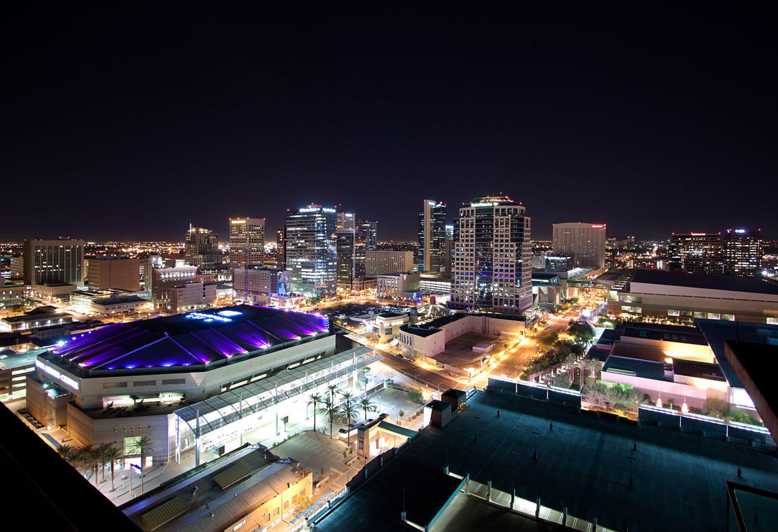 Phoenix Metro Skyline