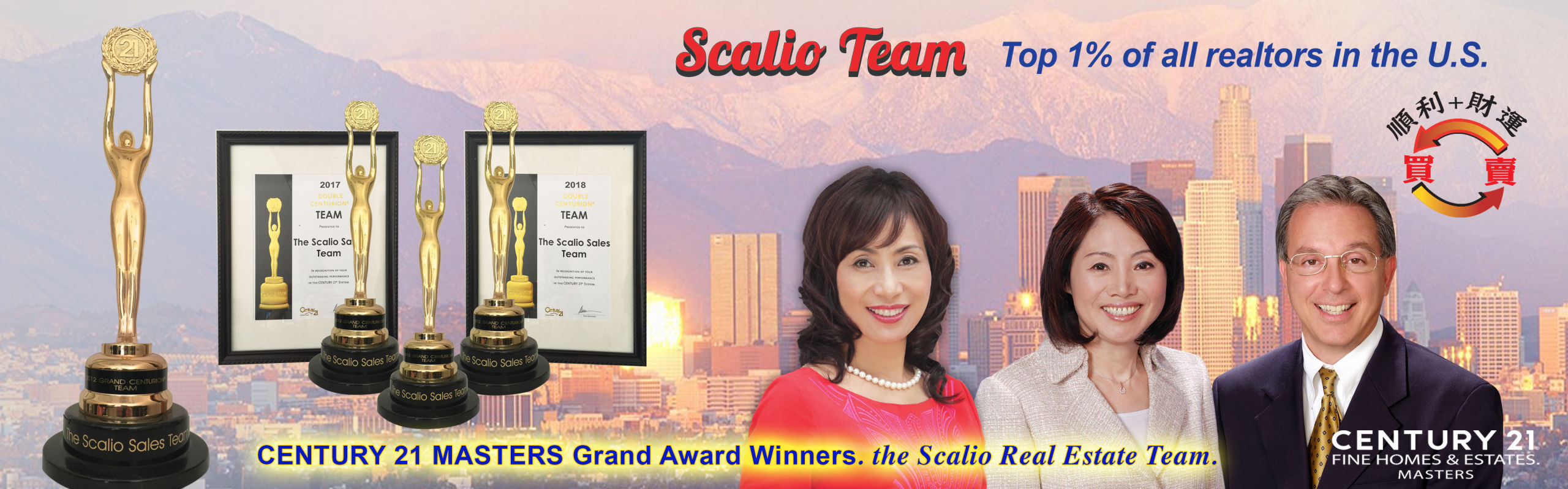 The Scalio Team
