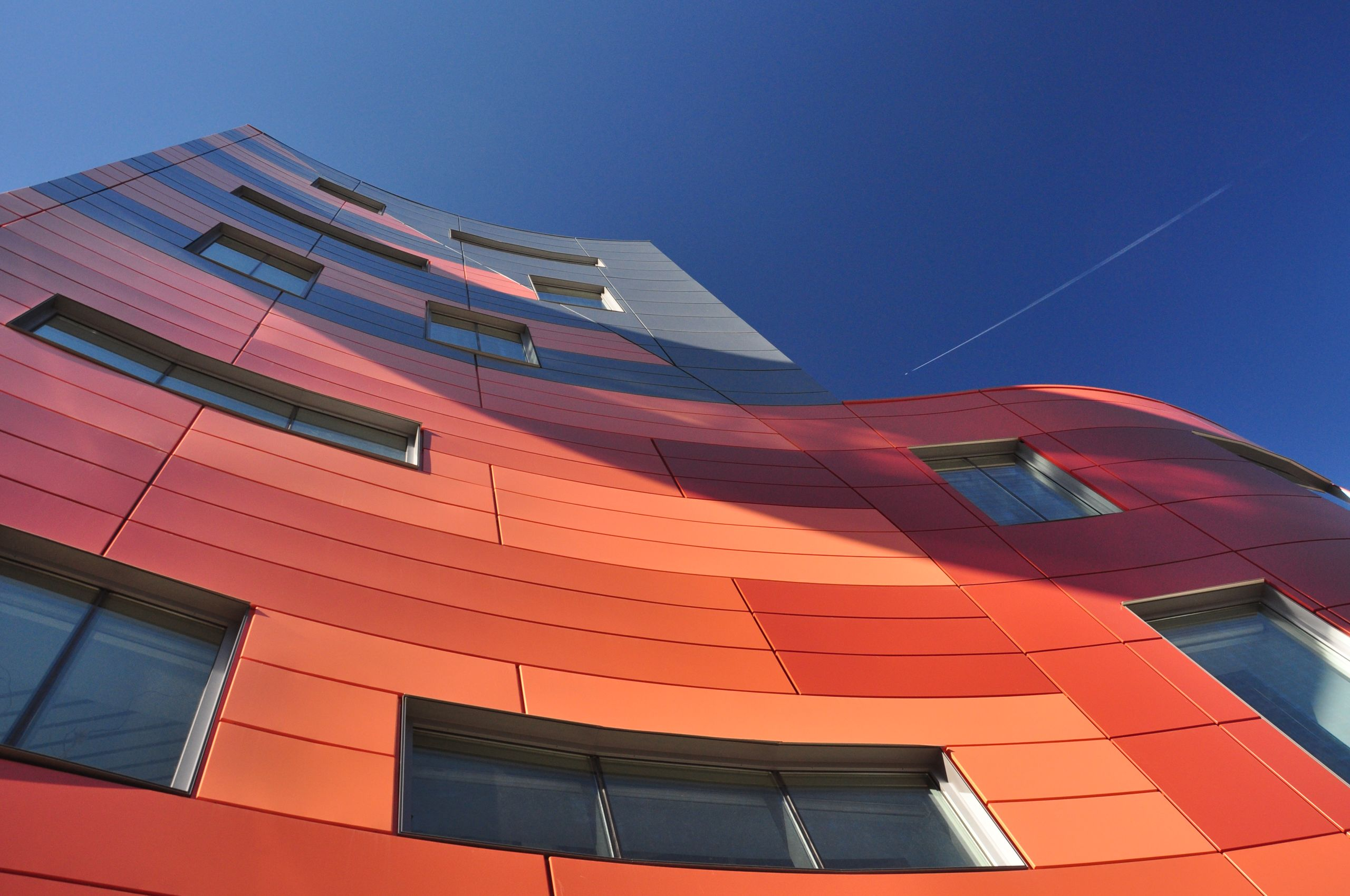 Sweeping facade of United Therapeutics