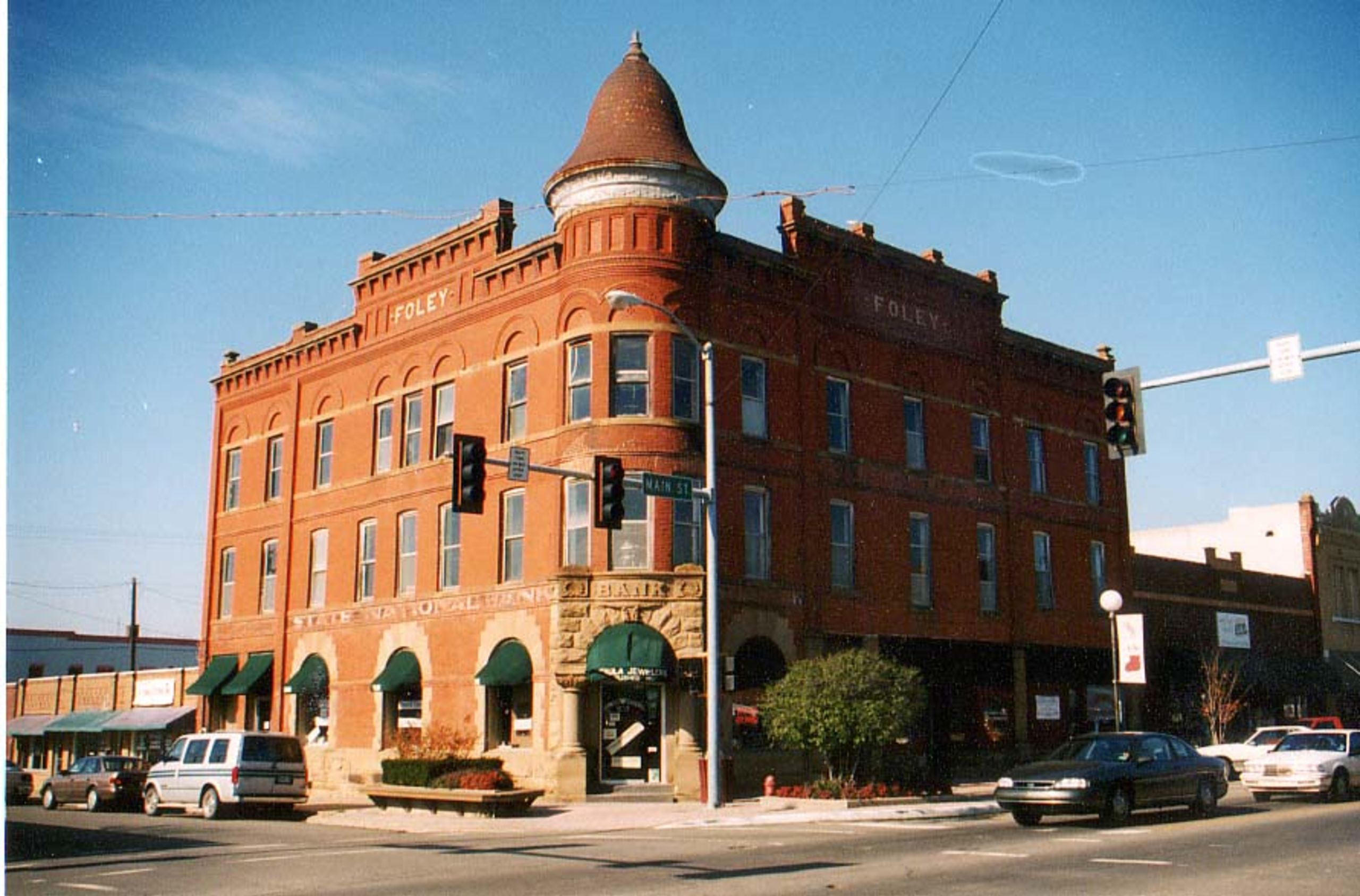 You'll love historic downtown Eufaula