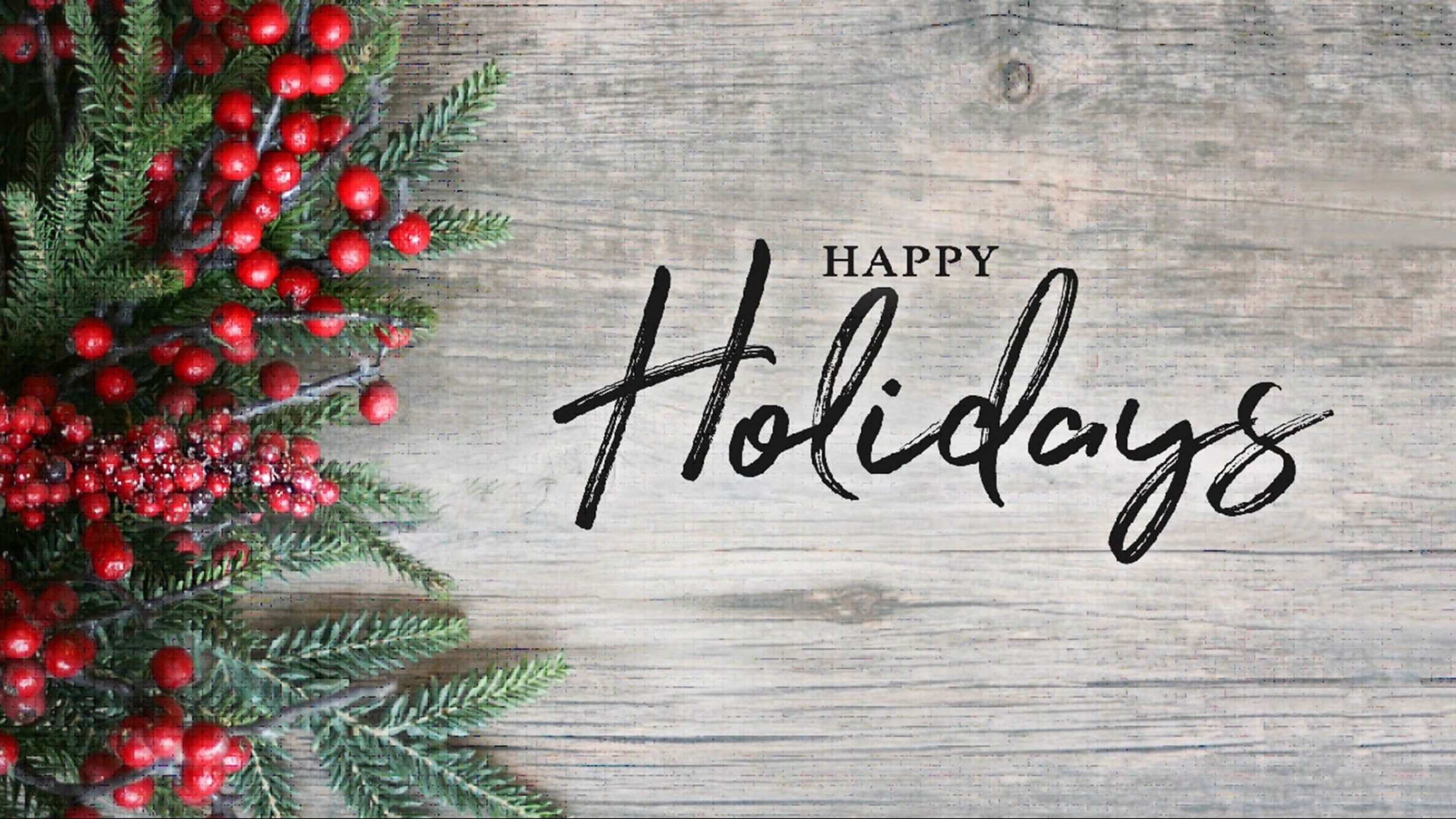 Wishing You Love and Joy This Holiday Season!