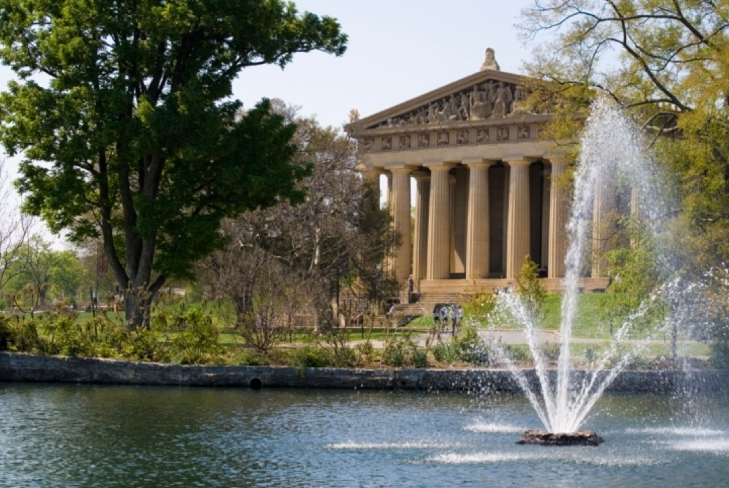 Centennial Park is Nashville's Central Park