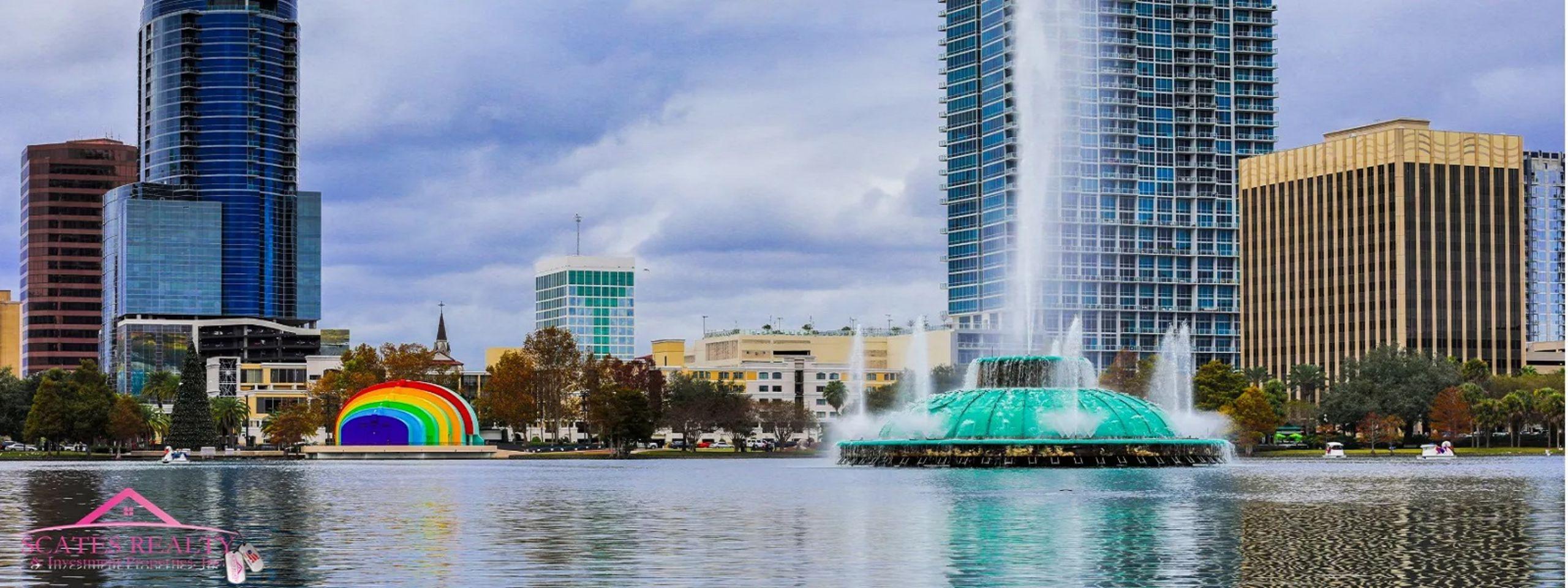 Orlando, The City Beautiful