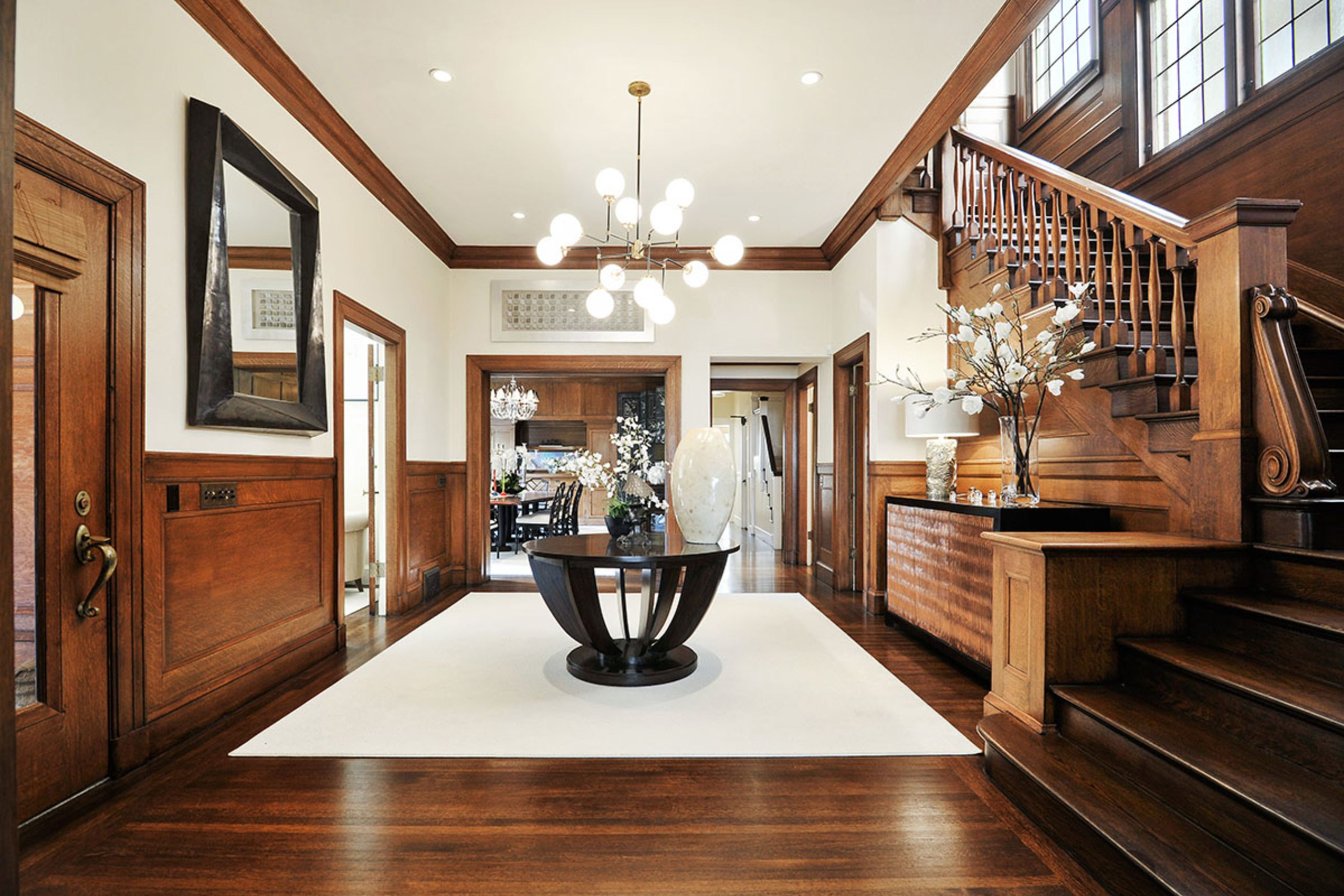 Renovated Pacific Heights Mansion