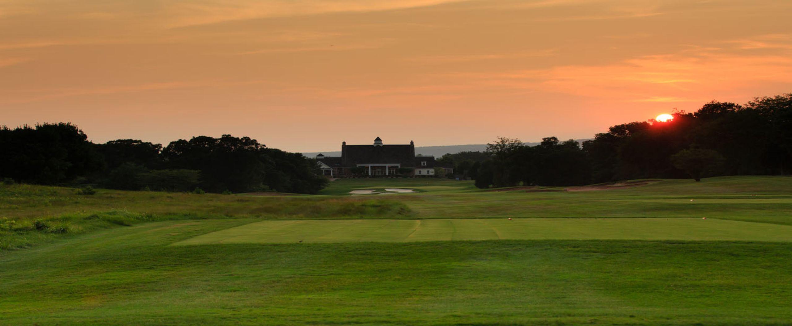 Piedmont Golf Club 18th Hole