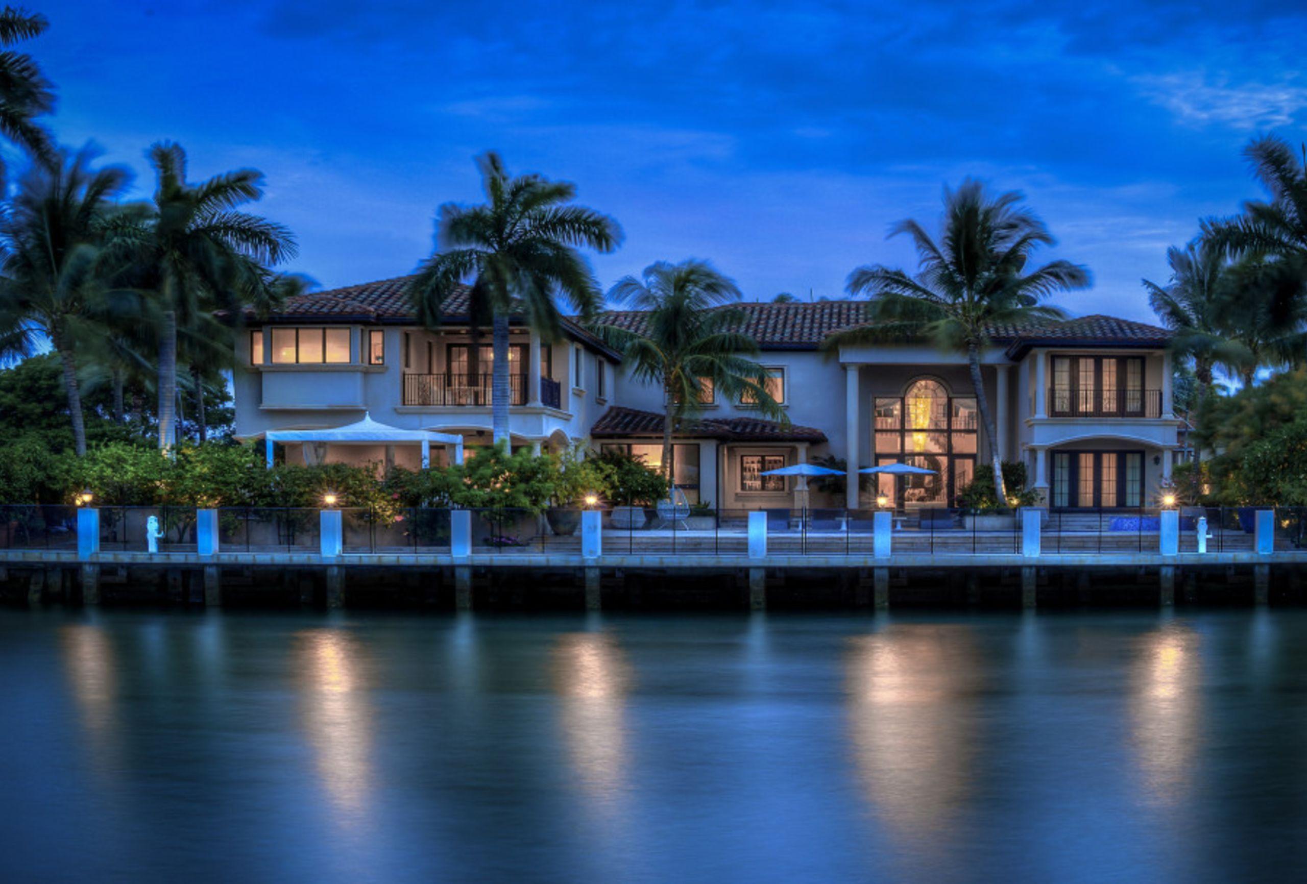 South Florida beautiful properties with amazing views