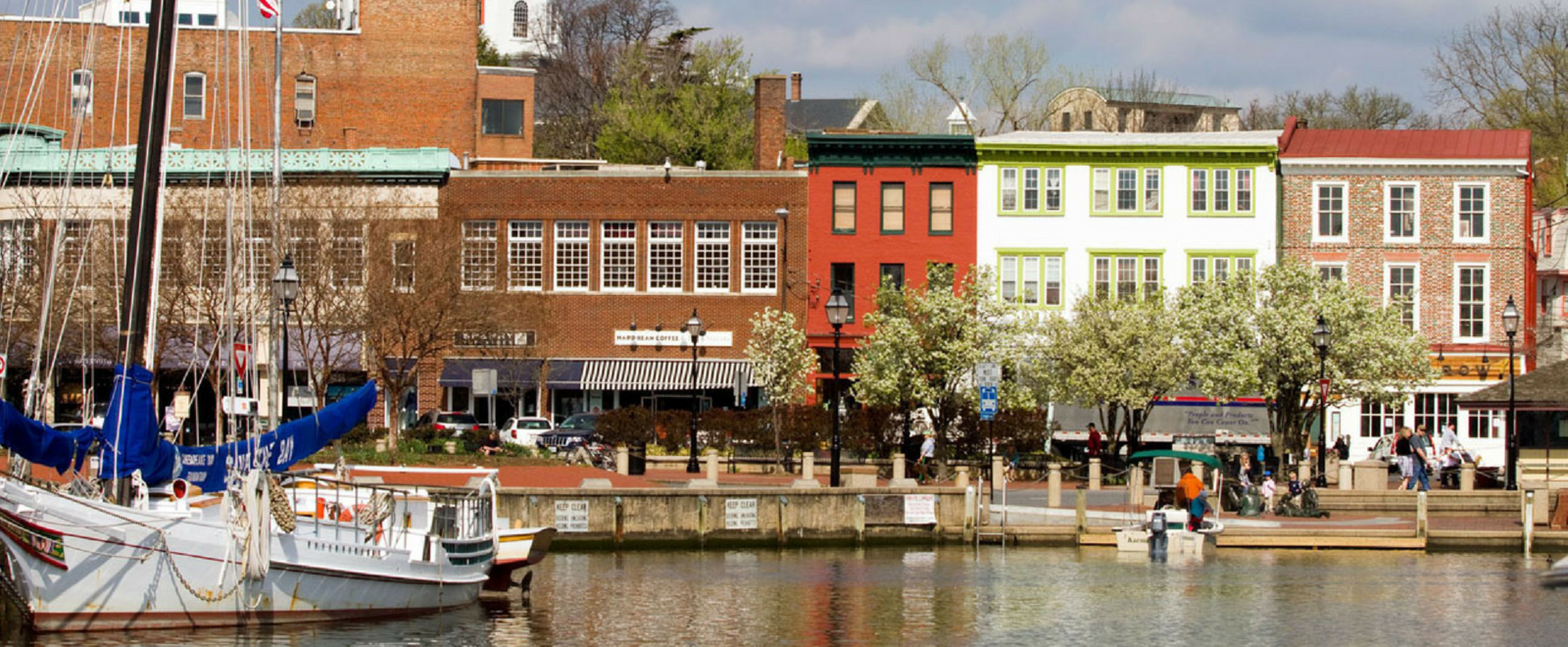 Annapolis, MD ~ Historic, Small Town Charm